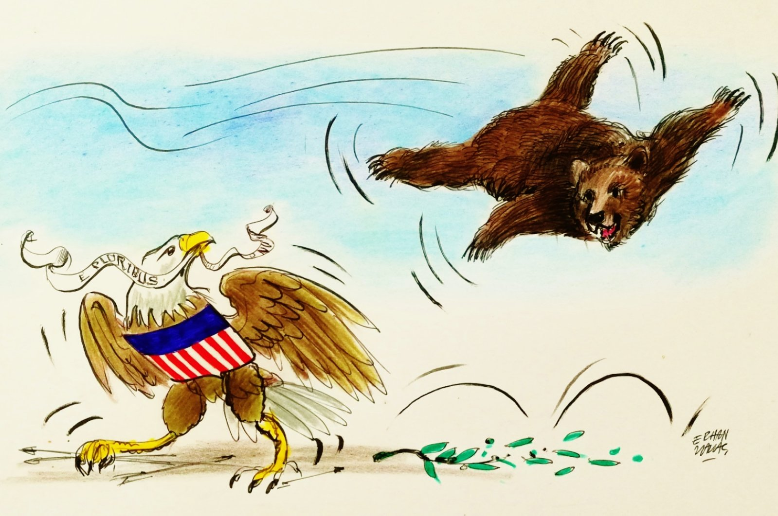 Russia grows stronger in East Med while US looks for comfort | Column
