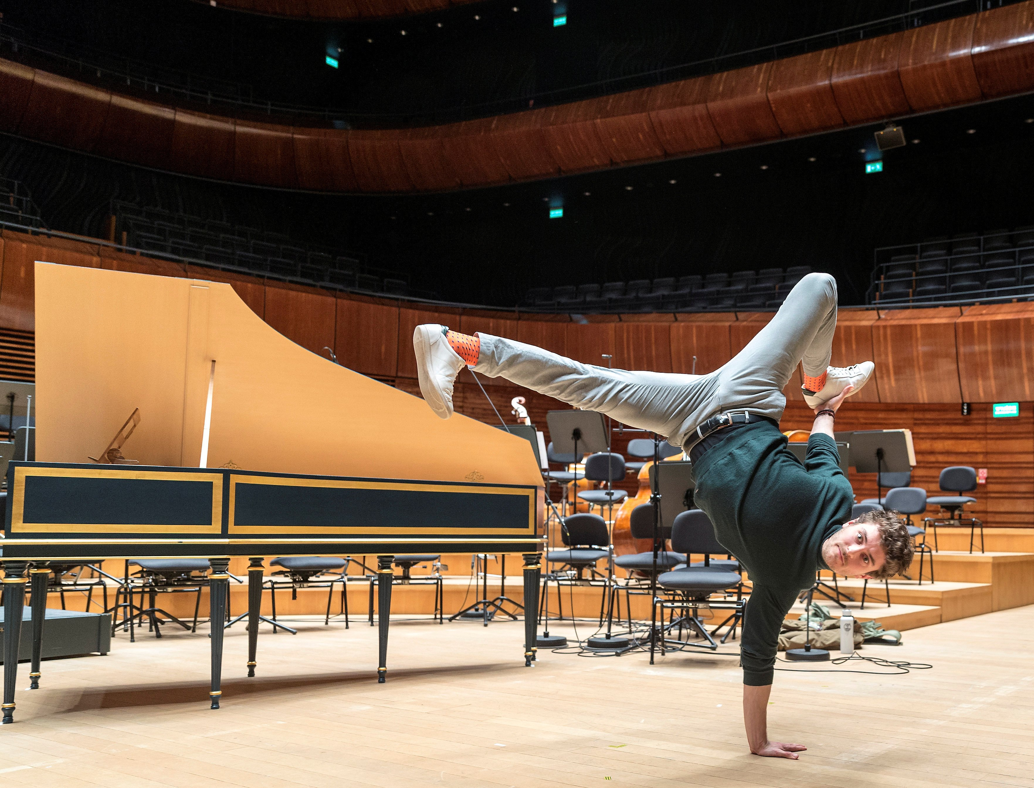 Breakdancing Opera Star Uses Instagram To Promote Classical Music