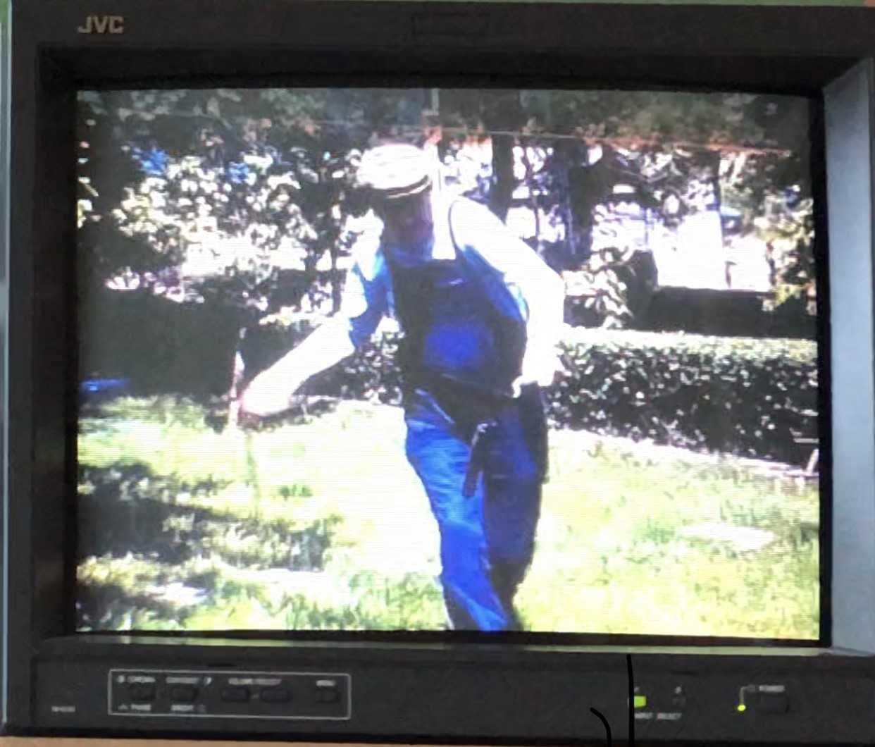 Cevat Kurtuluş'un 8 milimetrelik filmi, gezilerini, ev yaşamını, provalarını ve Yeşilçam'ın sahne arkası görüntülerini detaylandırıyor. (AVTOonline.org)