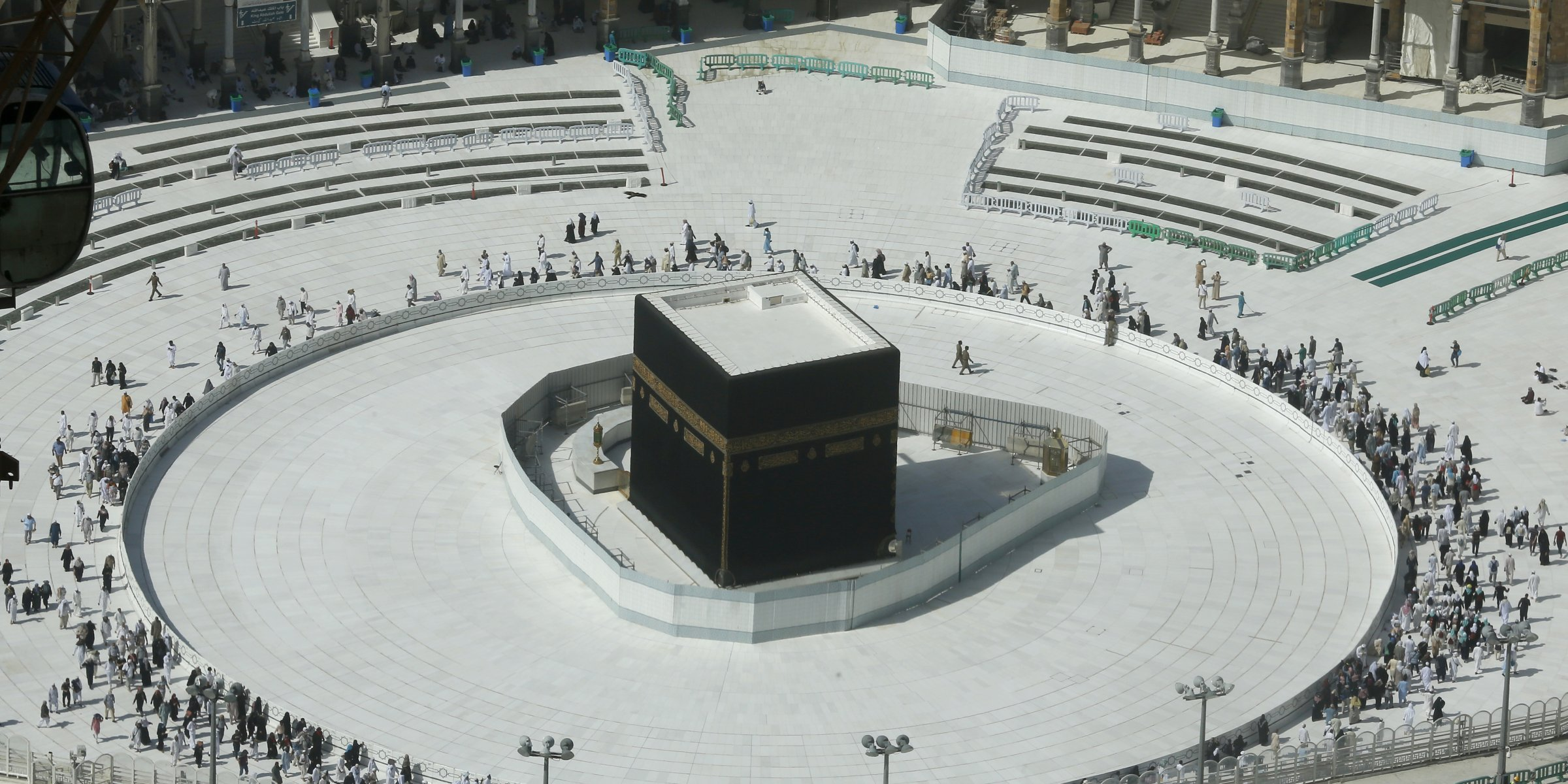 Saudi Arabia Suspends Prayers At All Mosques Over Coronavirus Holiest Mecca Medina Sites Excluded Daily Sabah