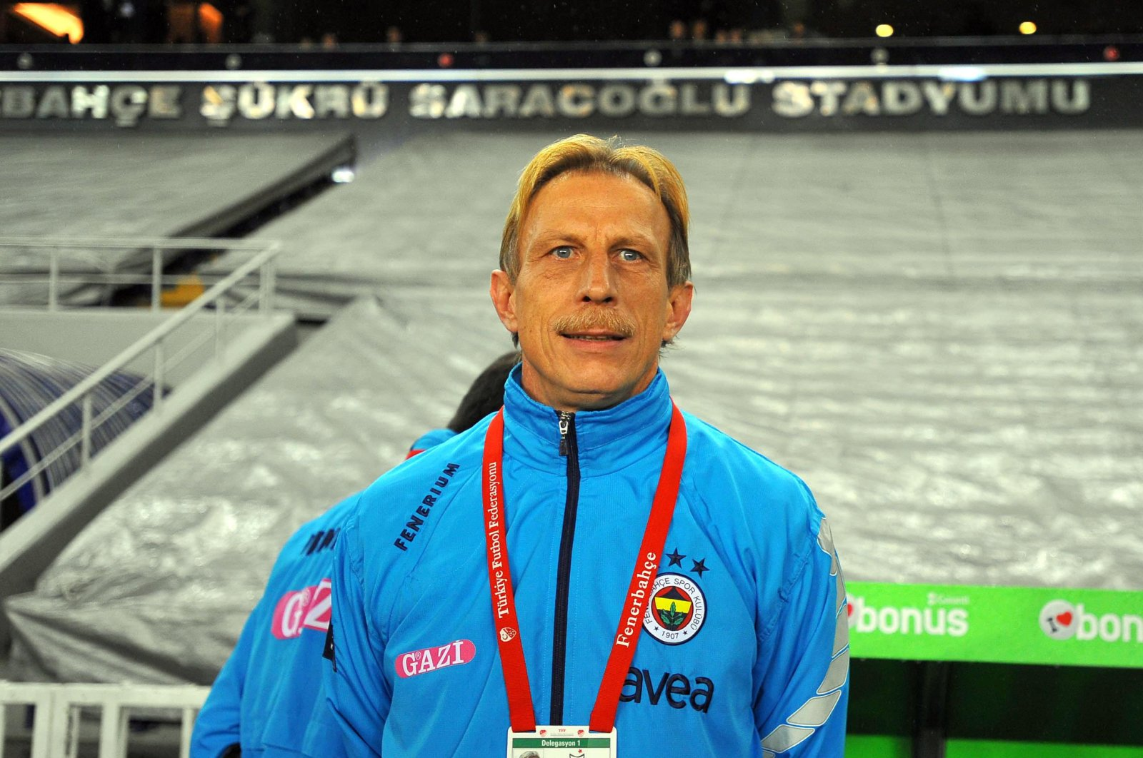 Christoph Daum parted ways with Fenerbahçe after failing to win the league title in 2010. (AA Photo)