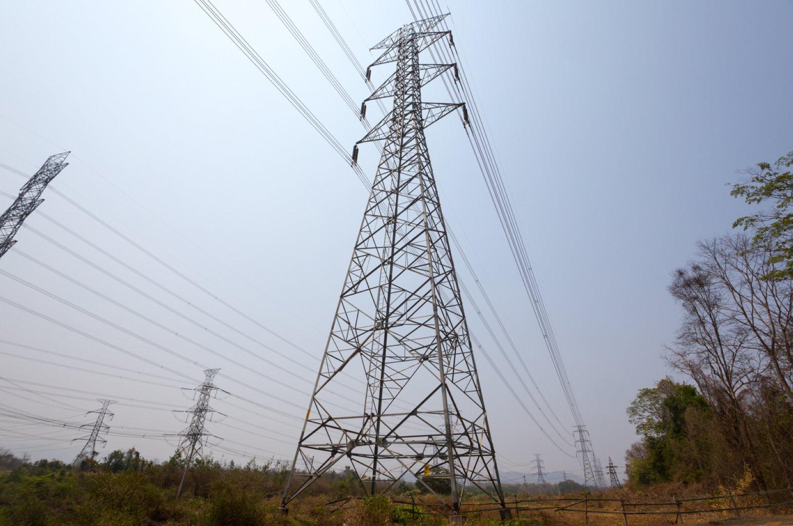 Electricty pylons. (iStock Photo)