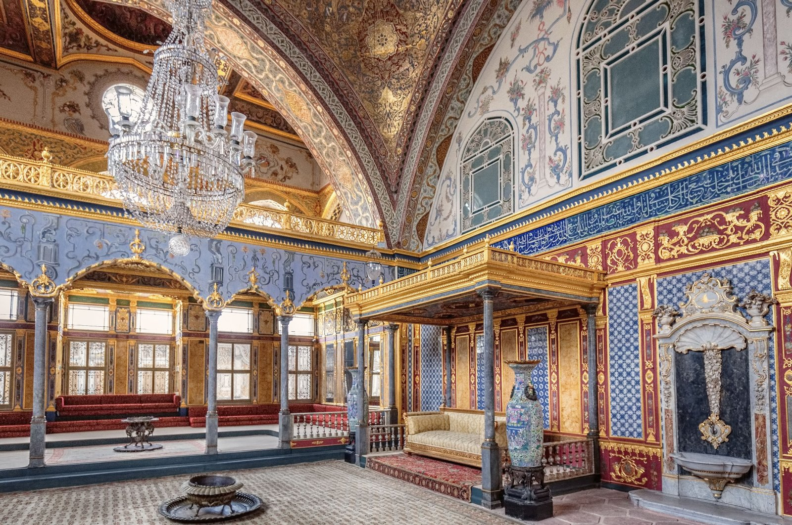 Topkapı Palace is one of the museums available for virtual tours. (Ruslan Kaln / iStock Photo)