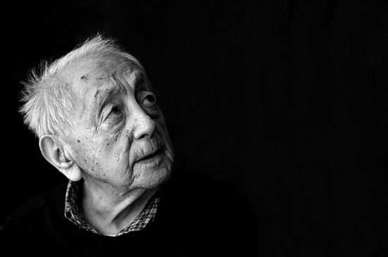İlhan Berk has posthumously become an iconic figure with his poems.