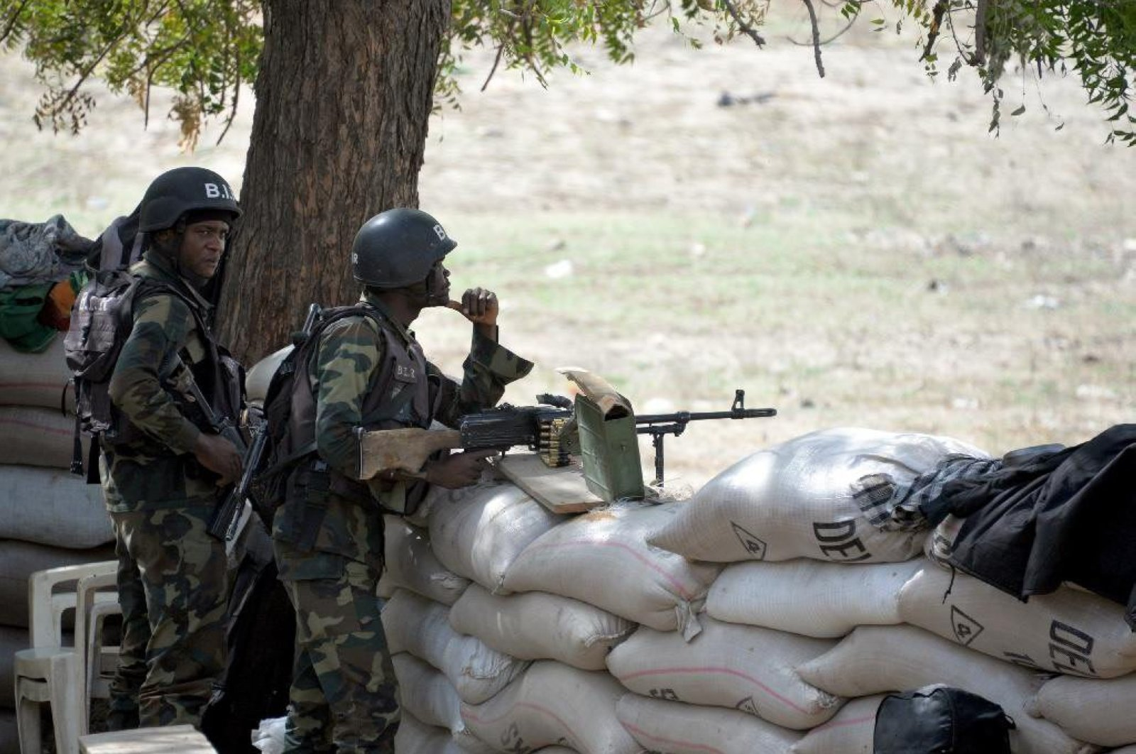 Nigerian security forces (File Photo)