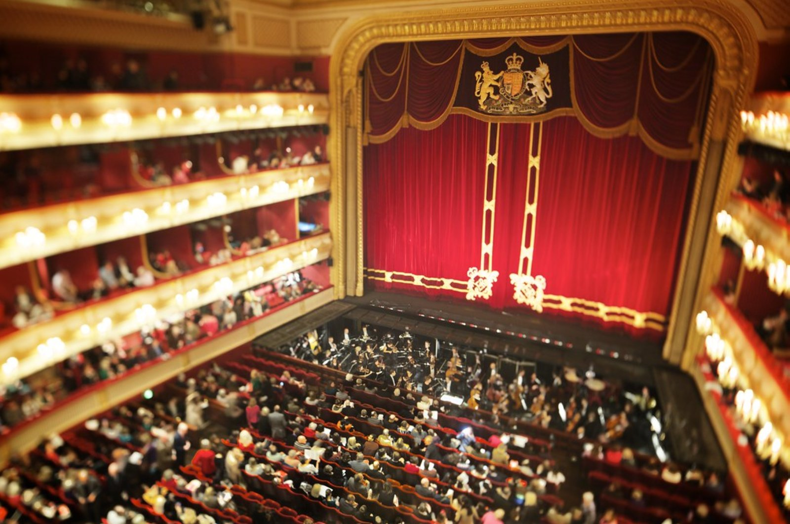 The Royal Opera House has made the recordings of 14 performances available free of charge.