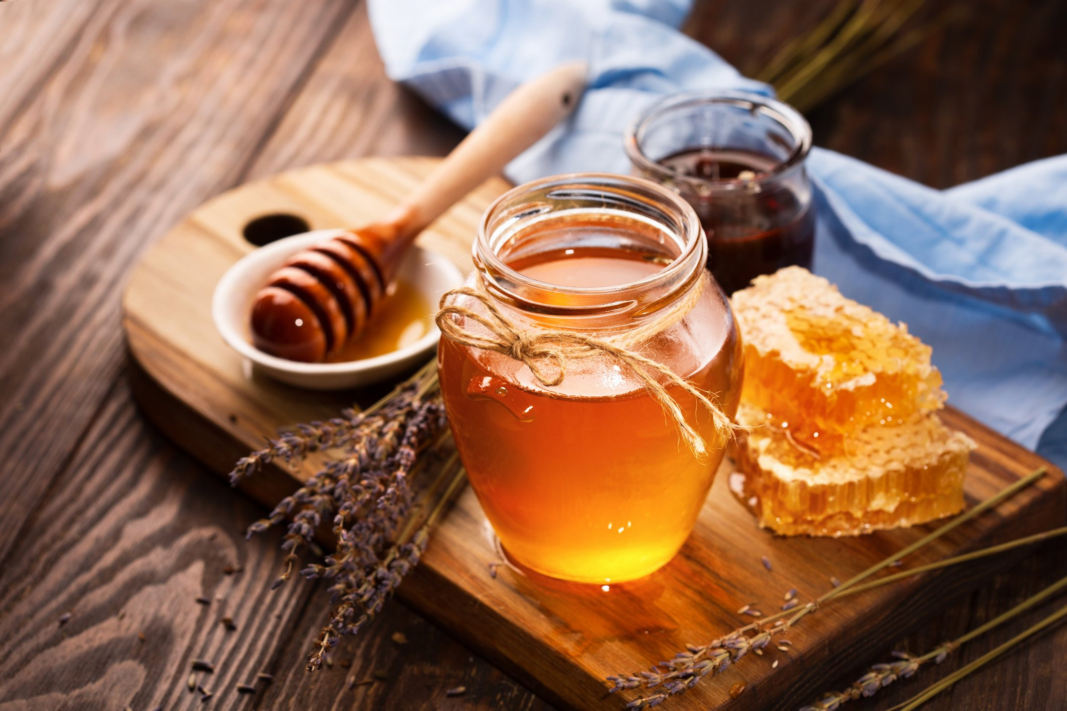 The most popular variety of honey in Turkey is pine honey, most of which comes from the Aegean region. (iStock Photo)
