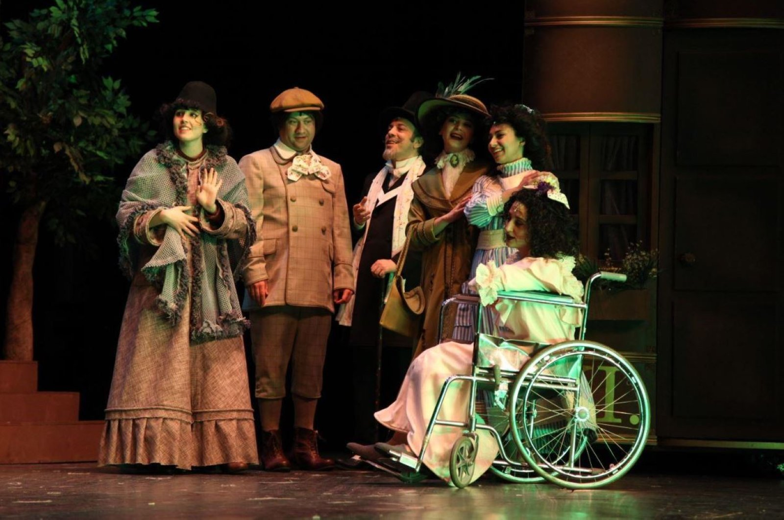 """Pollyanna"" will delight children on March 28 at 2 p.m. (DHA Photo)"