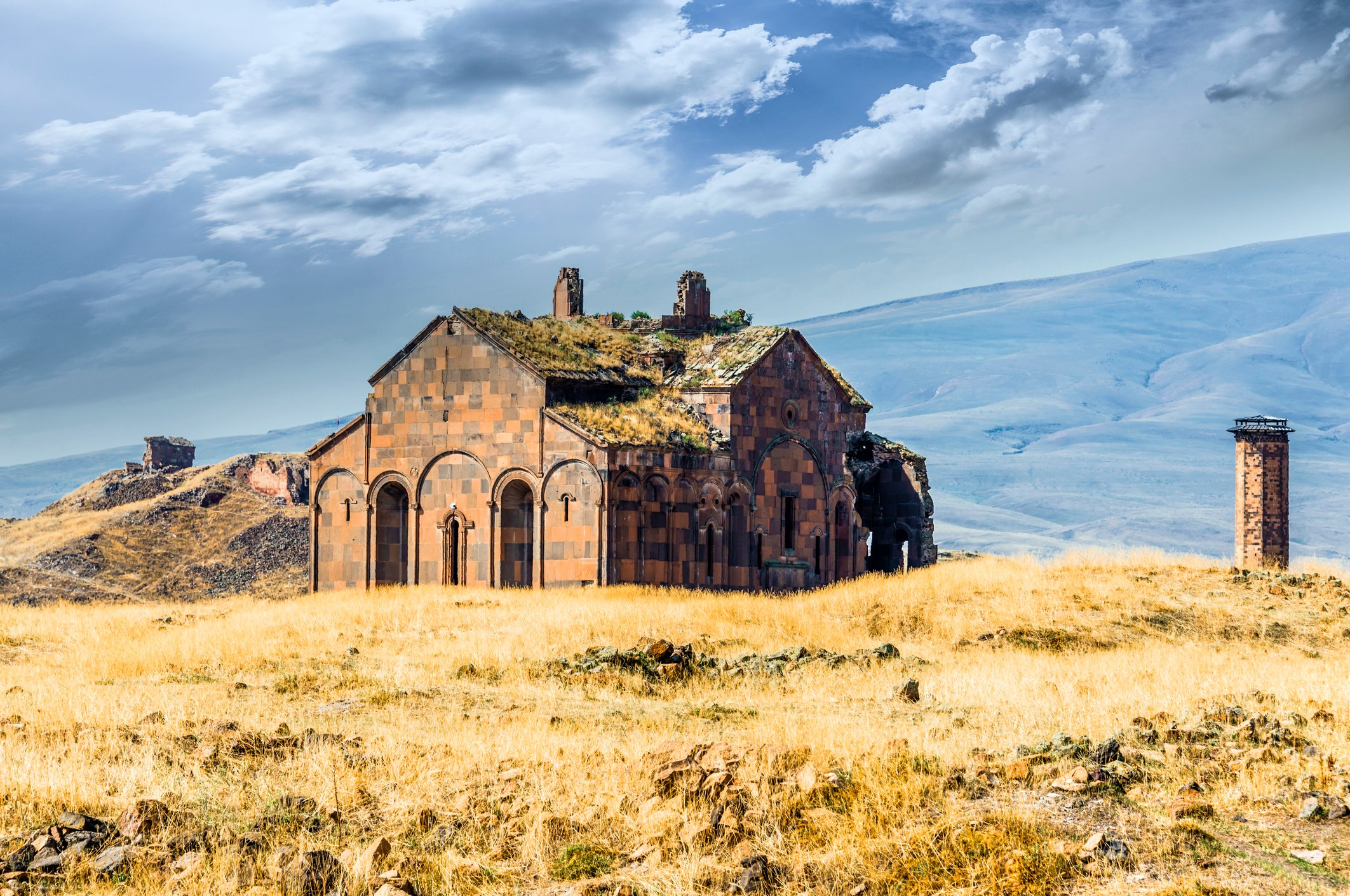 Ani was the capital of the medieval Armenian Kingdom between 961 and 1045 (iStock Photo)