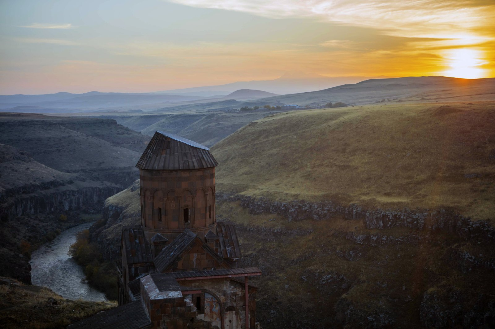 Commissioned by a wealthy merchant named Tigran Honents, the church was completed in the year 1215. (iStock Photo)