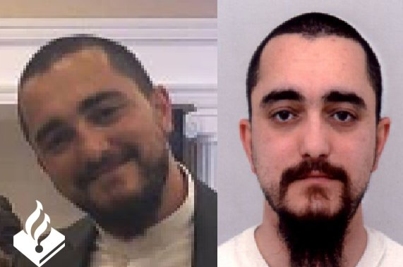 Dutch police published this photo of Onur Kandemir in a public appeal to find the missing man. (DHA Photo)