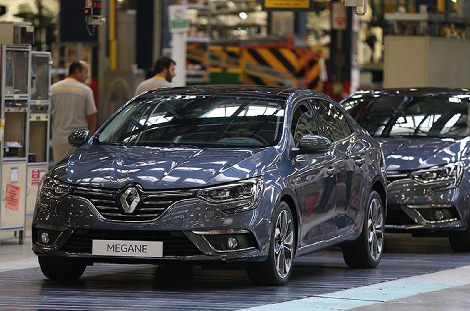 French automaker Renault says it is resuming production at two factories in China and South Korea. (Sabah Photo)