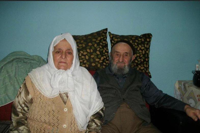 Ayşe Balcı (L) and Mustafa Balcı (R) are seen in an undated photo. (DHA Photo)