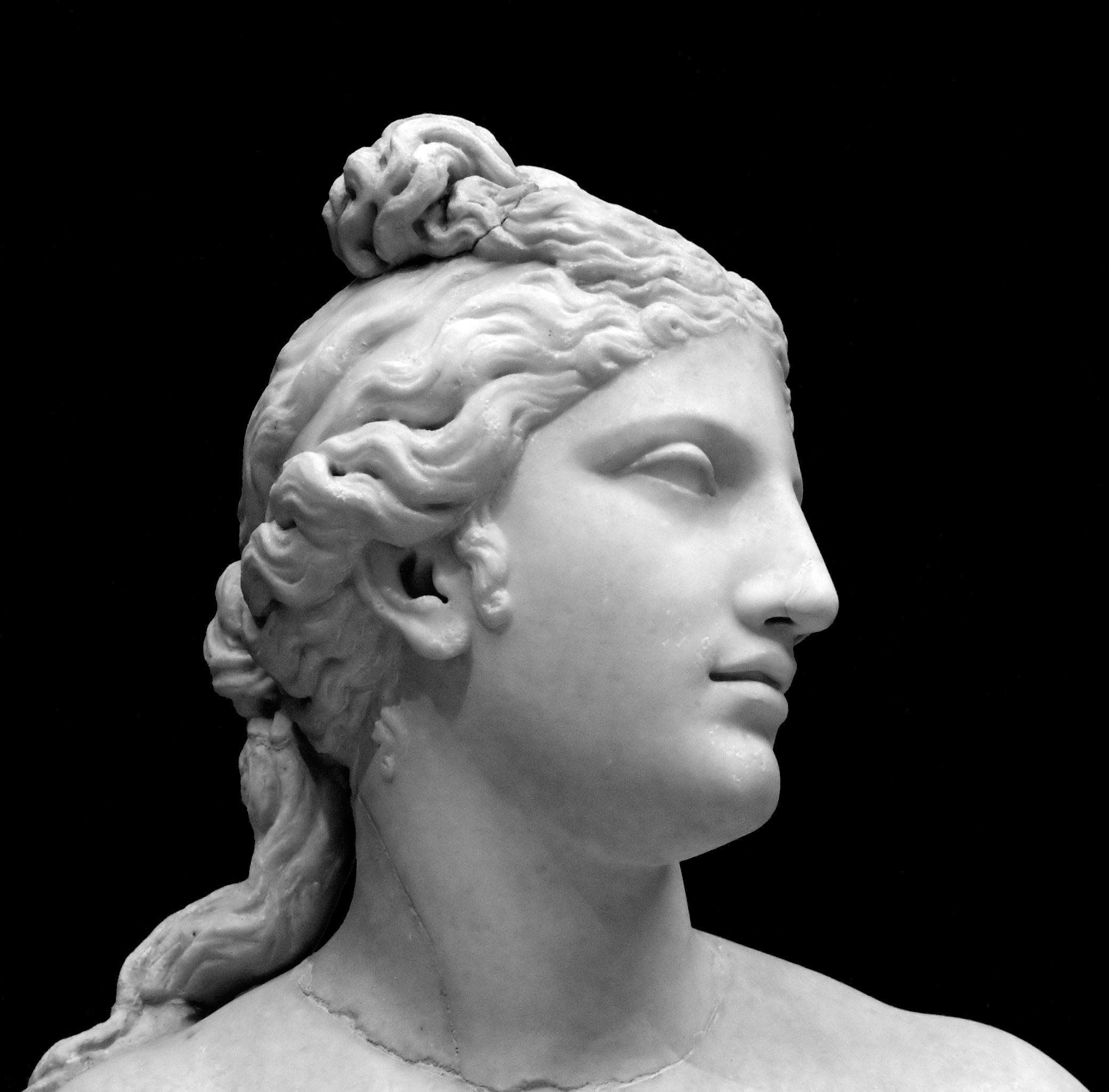 The ancient Greek goddess, Aphrodite. (iStock Photo)