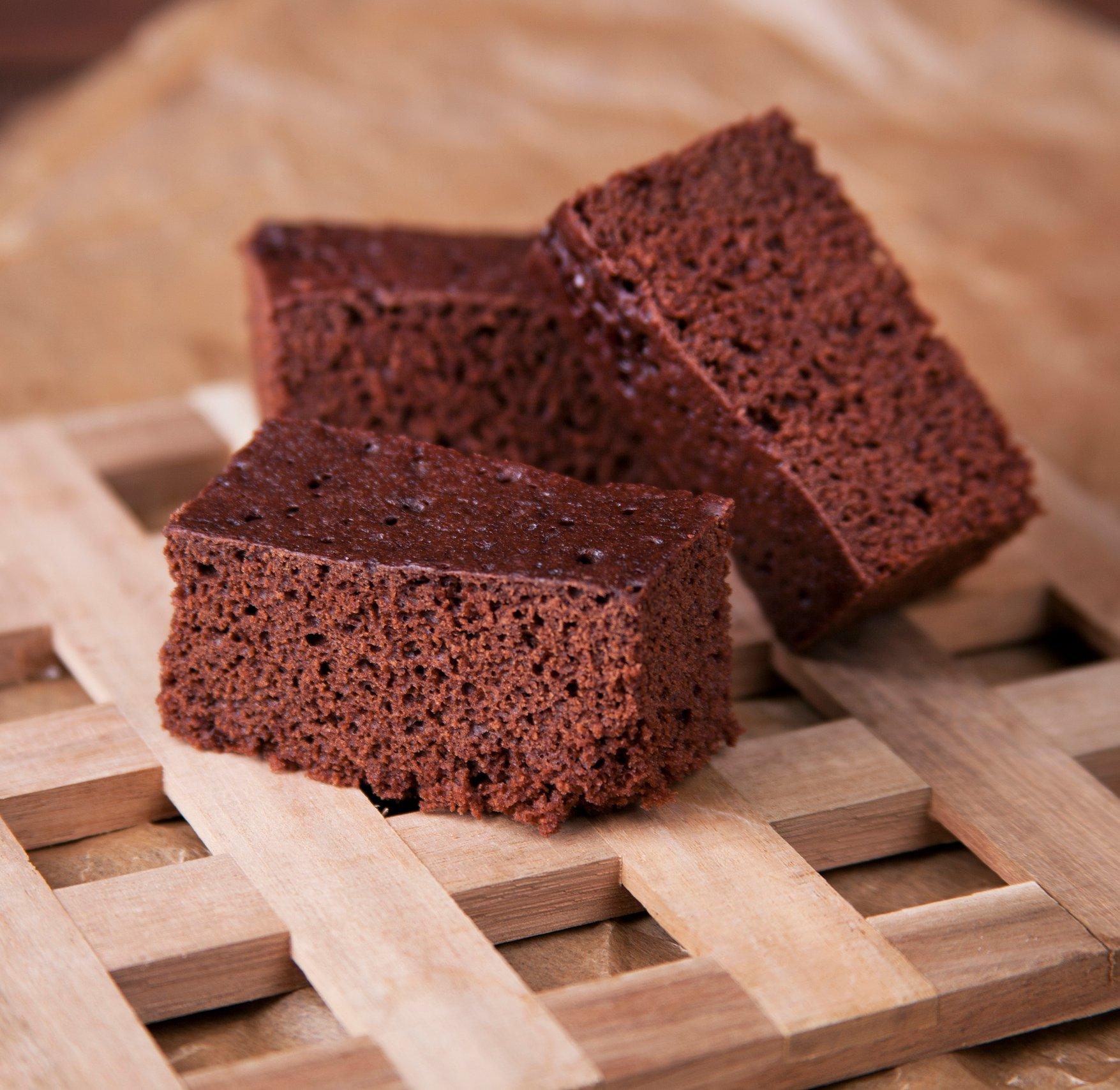 Wacky cake is moist, dark and delicious. (iStock Photo)