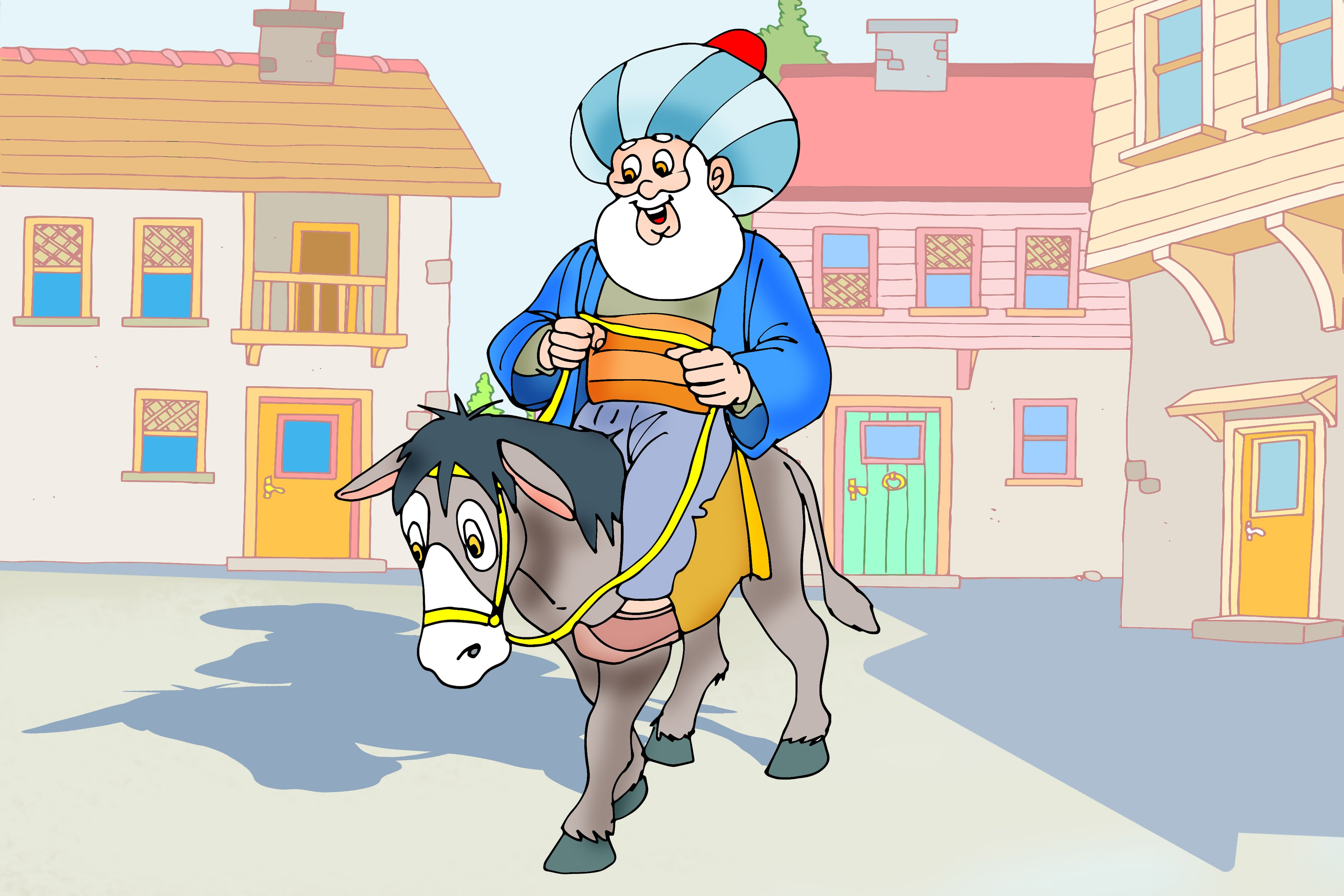 Seljuq satirist Nasreddin Hodja is a unique and entertaining character from Turkish folklore. (İStock Photo)