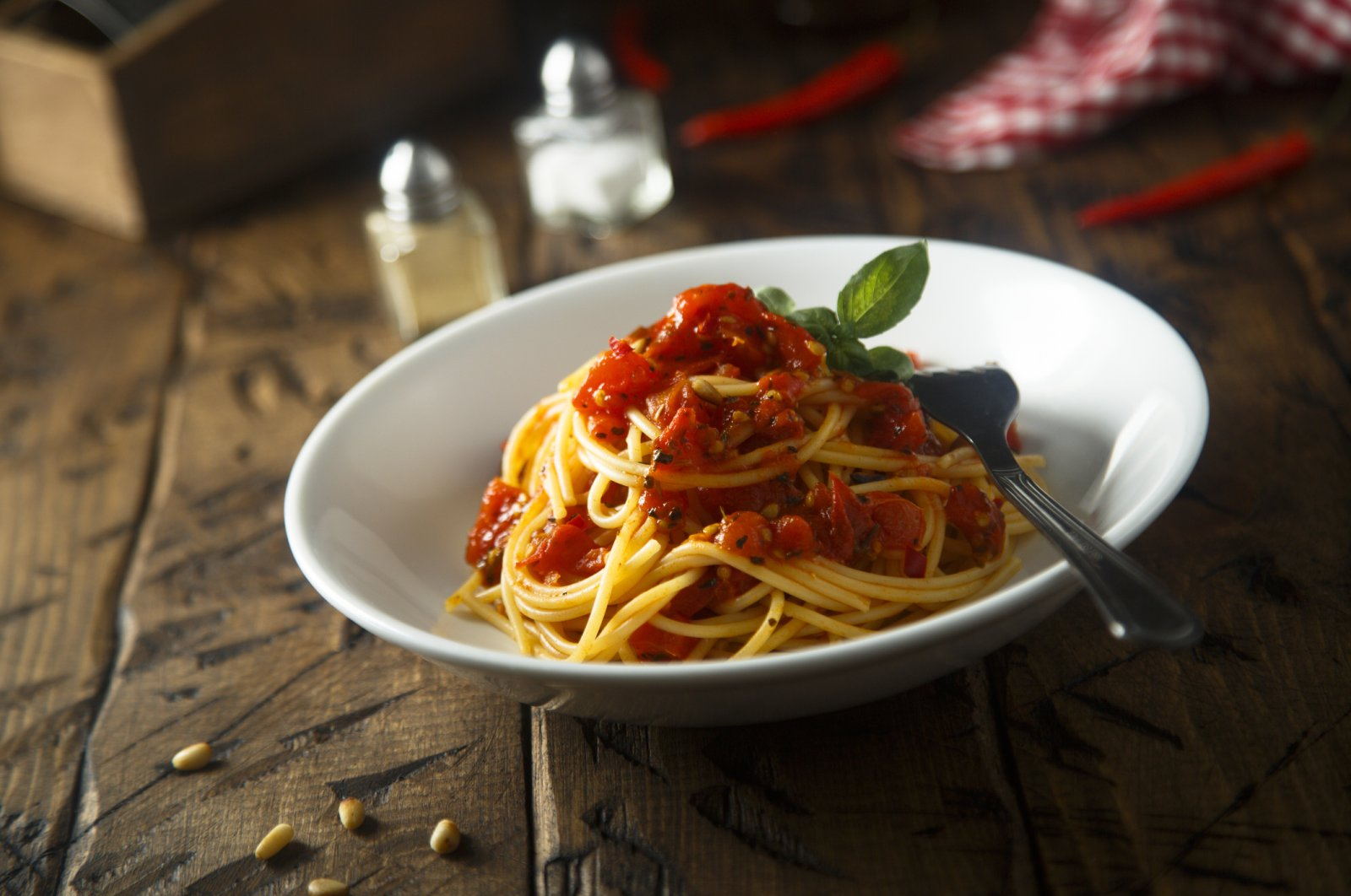 """Dent said he was unable to eat tomato sauce because it was all of a sudden """"disgusting."""" (iStock Photo)"""