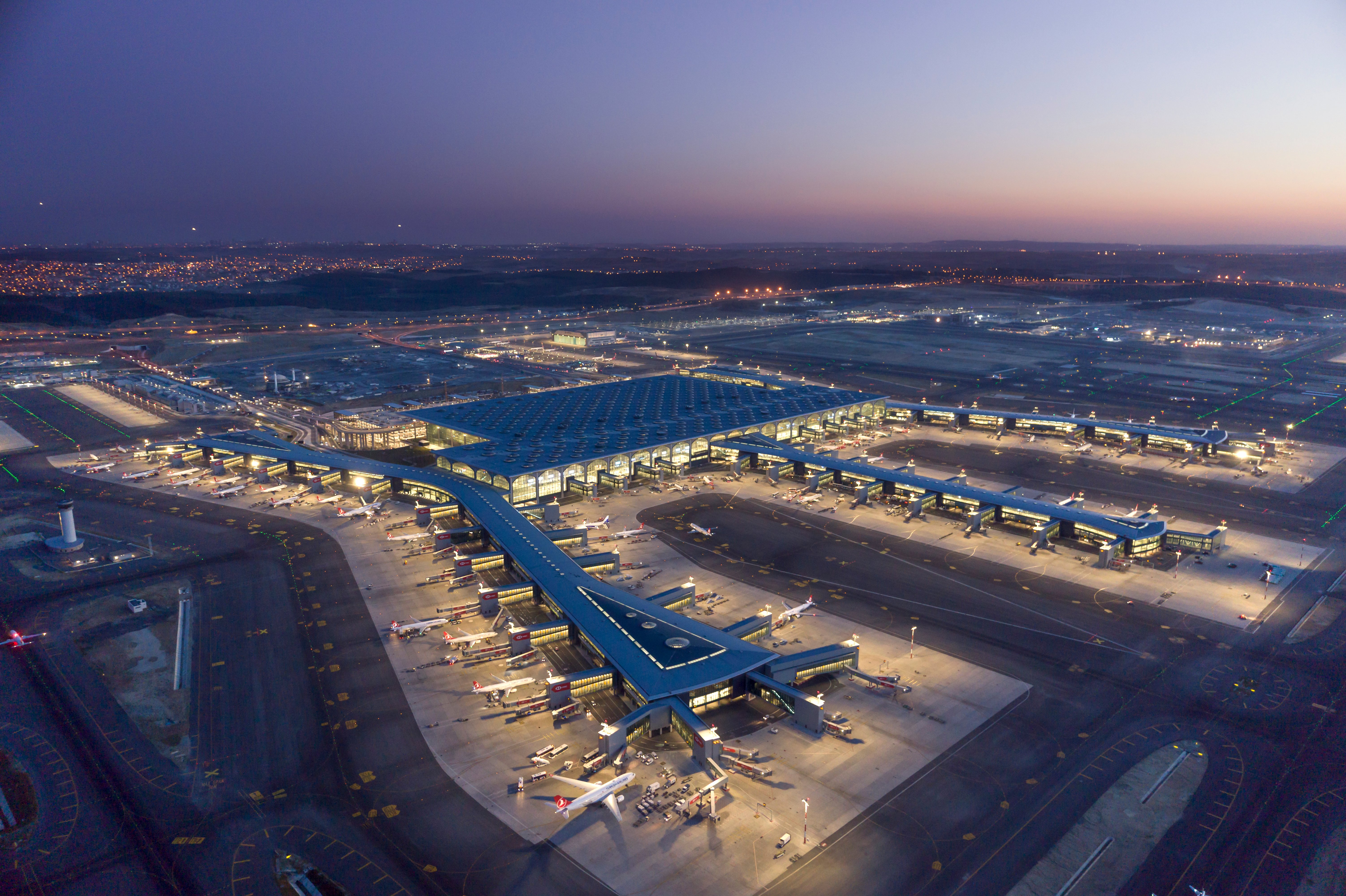 Sky-high potential: Istanbul Airport marks 1st anniversary of operations |  Daily Sabah