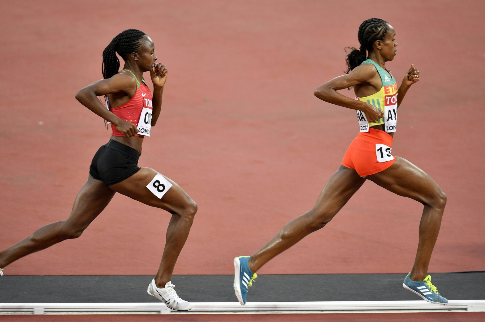 World Athletics said the qualifications are scheduled to run from Dec. 1 through May. (AP Photo)