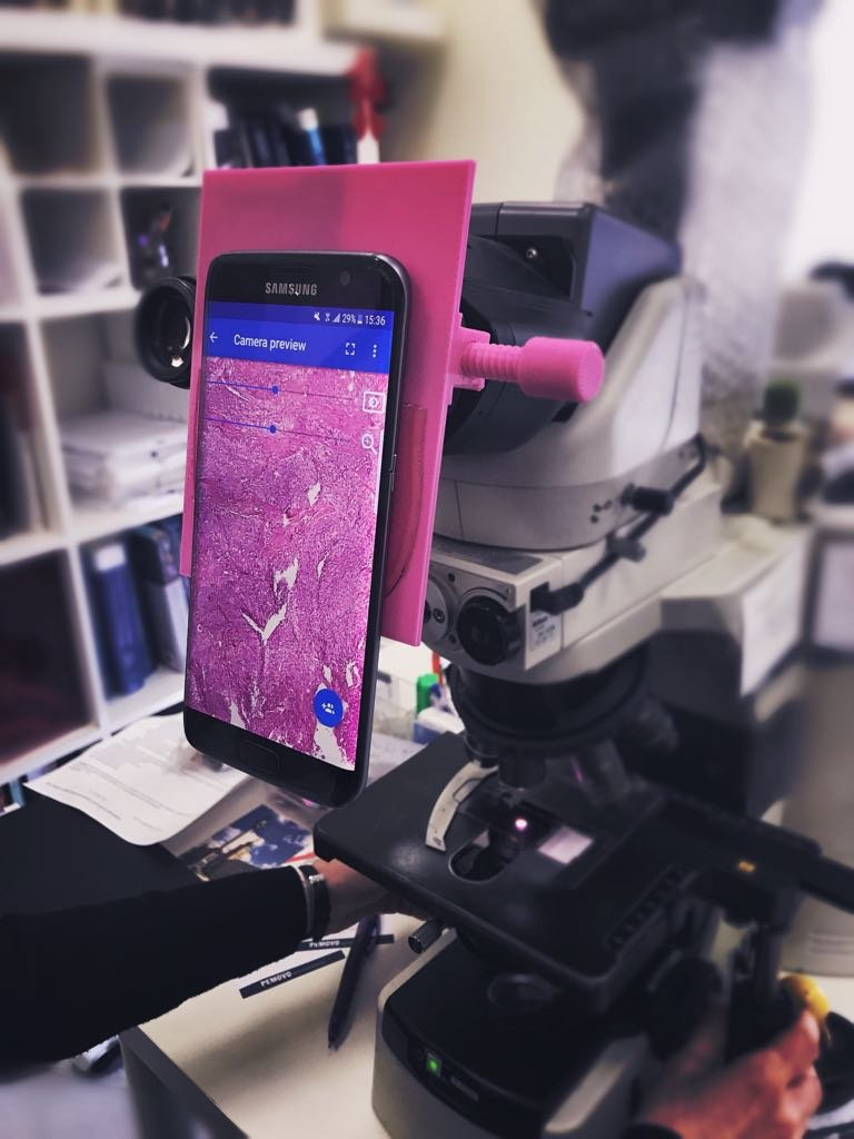 Medical software startup Virasoft is developing a digital pathology solution in the fight against cancer.