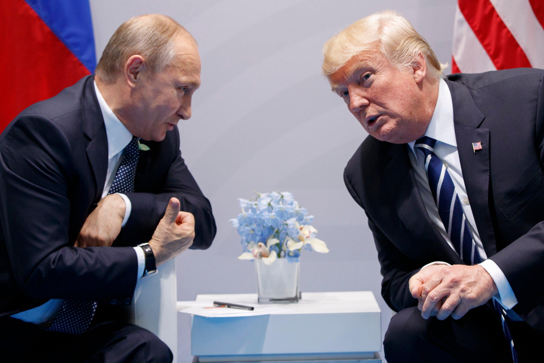 Putin, Trump speak for 2nd straight day, discuss energy markets ...