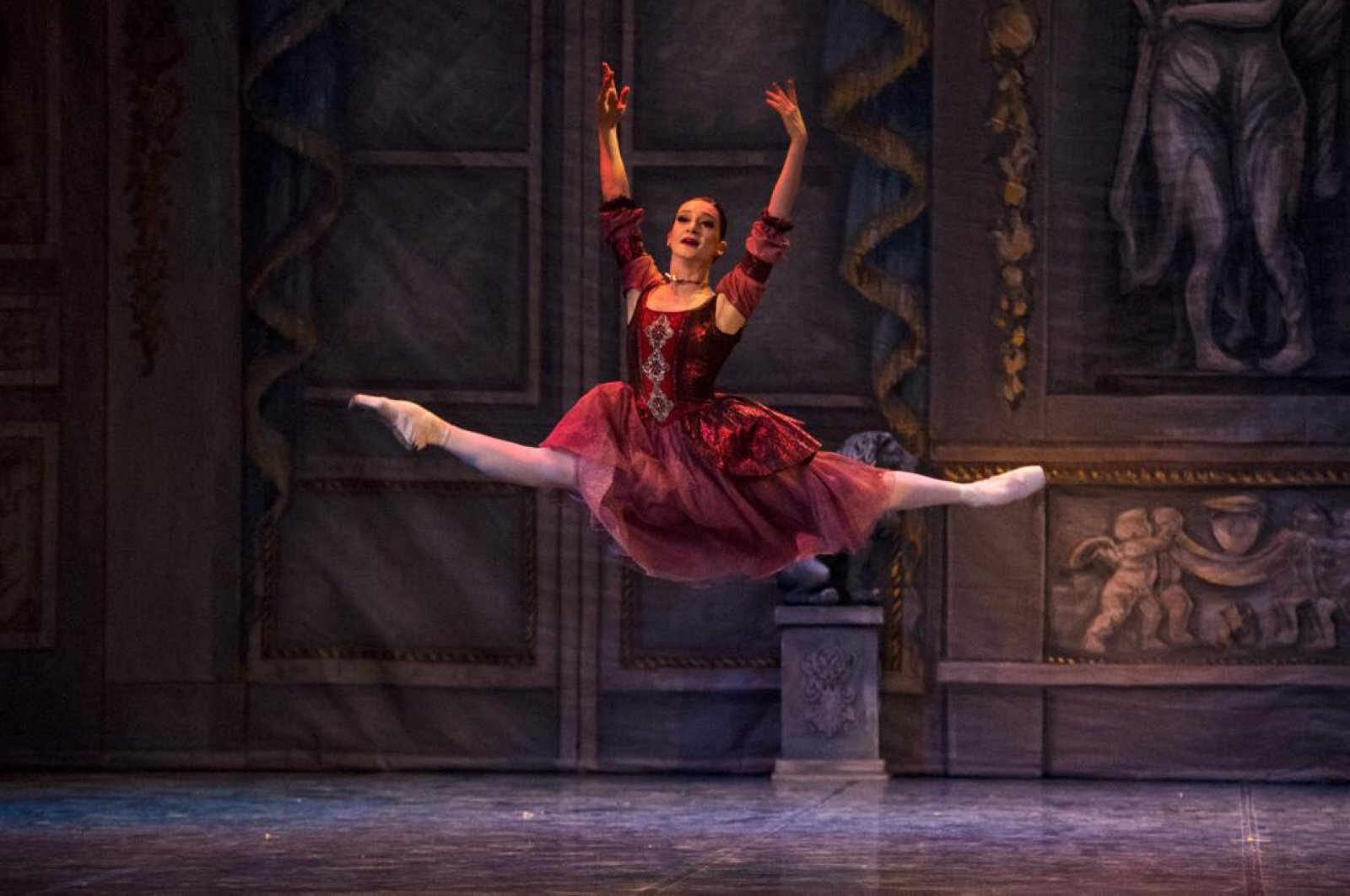 Two ballet representations by the IDOB were added to the ministry's YouTube channel. (AA Photo)