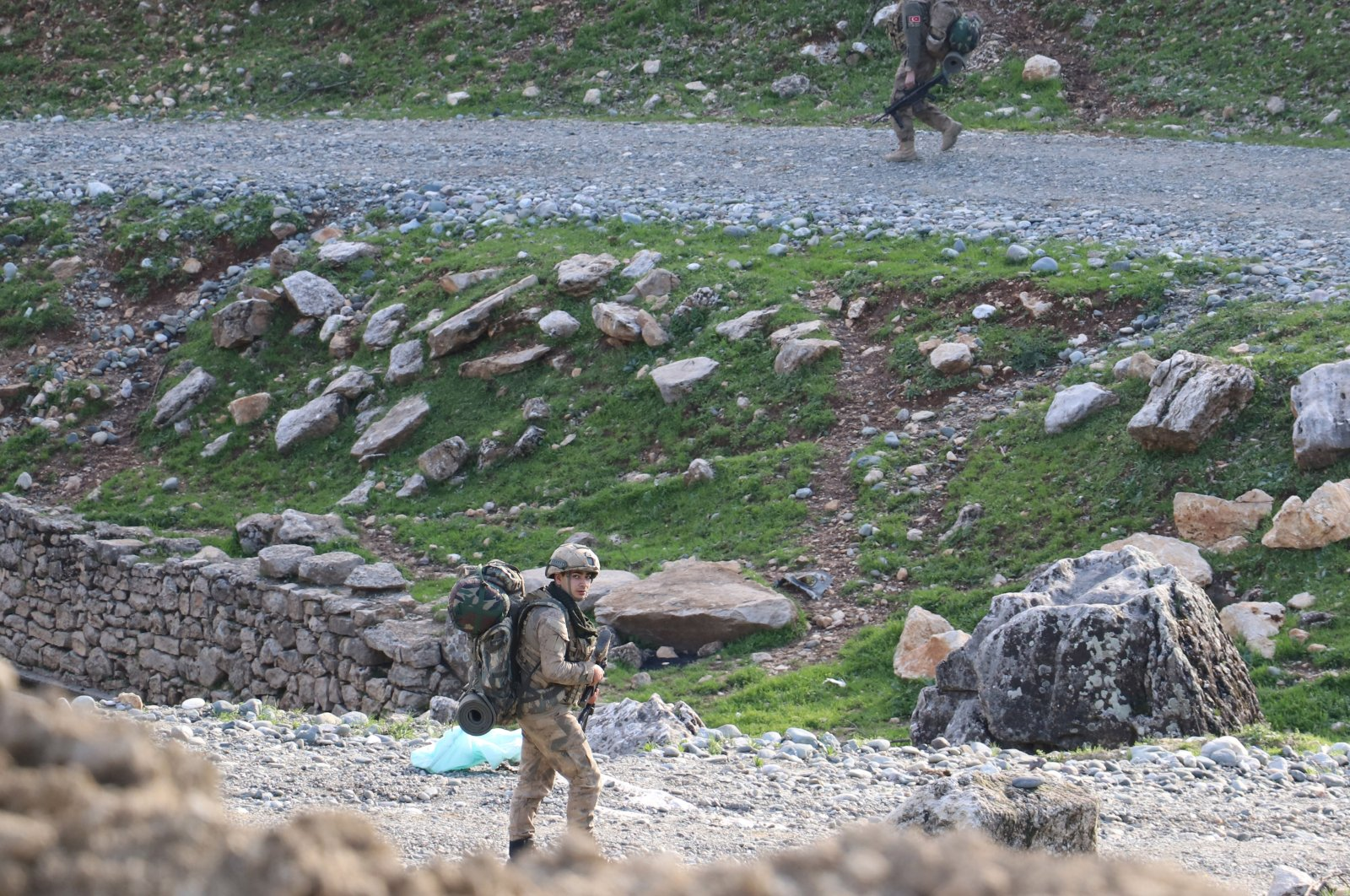 Turkish security forces regularly conduct counterterrorism operations in the eastern and southeastern provinces of Turkey where the PKK has attempted to establish a strong presence and bases. (DHA)