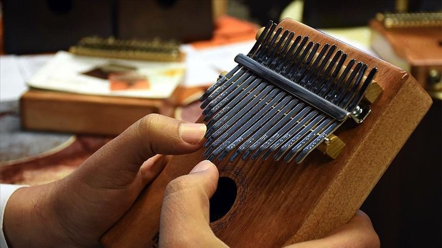 As with many other instruments, mbira notes are A, B, C, D, E, F and G. (AA Photo)