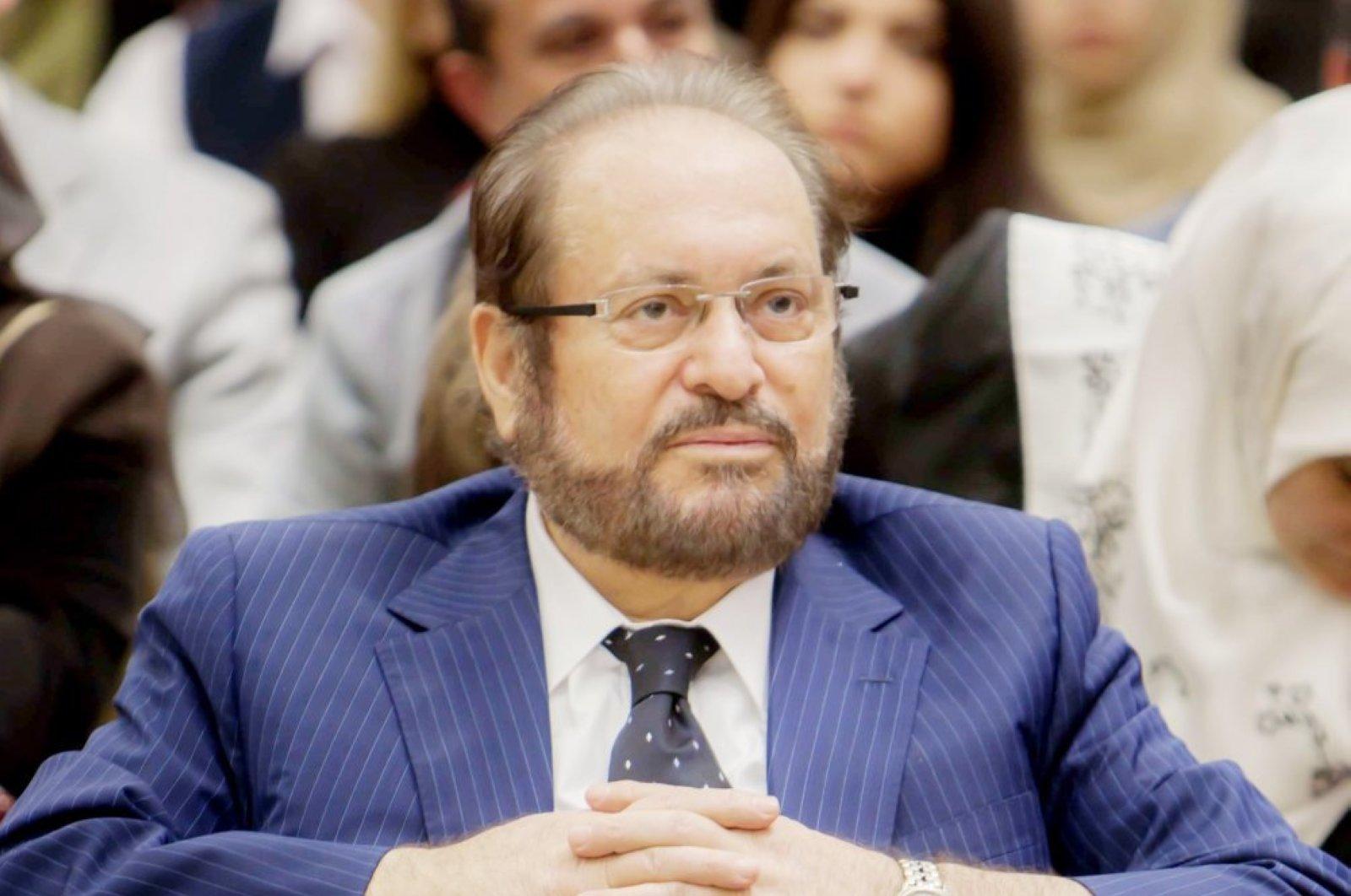 BTP Chairman Haydar Baş.