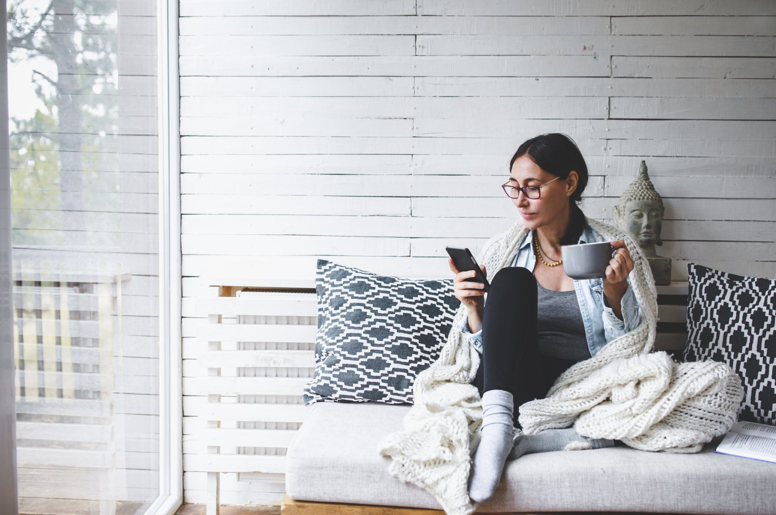 When another day stuck at home seems unbearable, take some time to remind yourself of the many important reasons to stay inside. (iStock Photo)