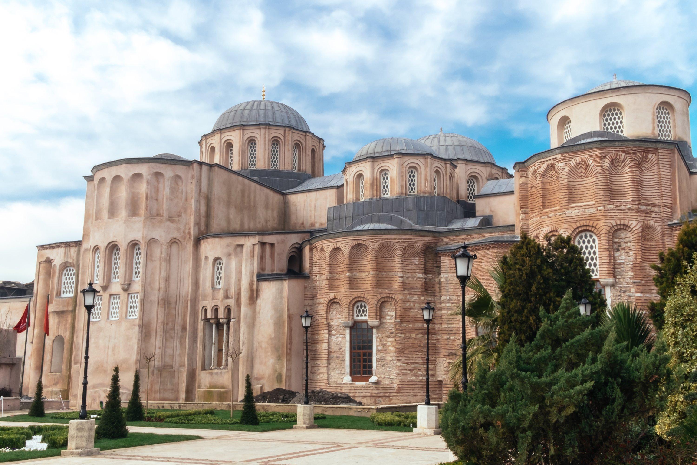 Zeyrek Mosque after its restoration. (iStock Photo)