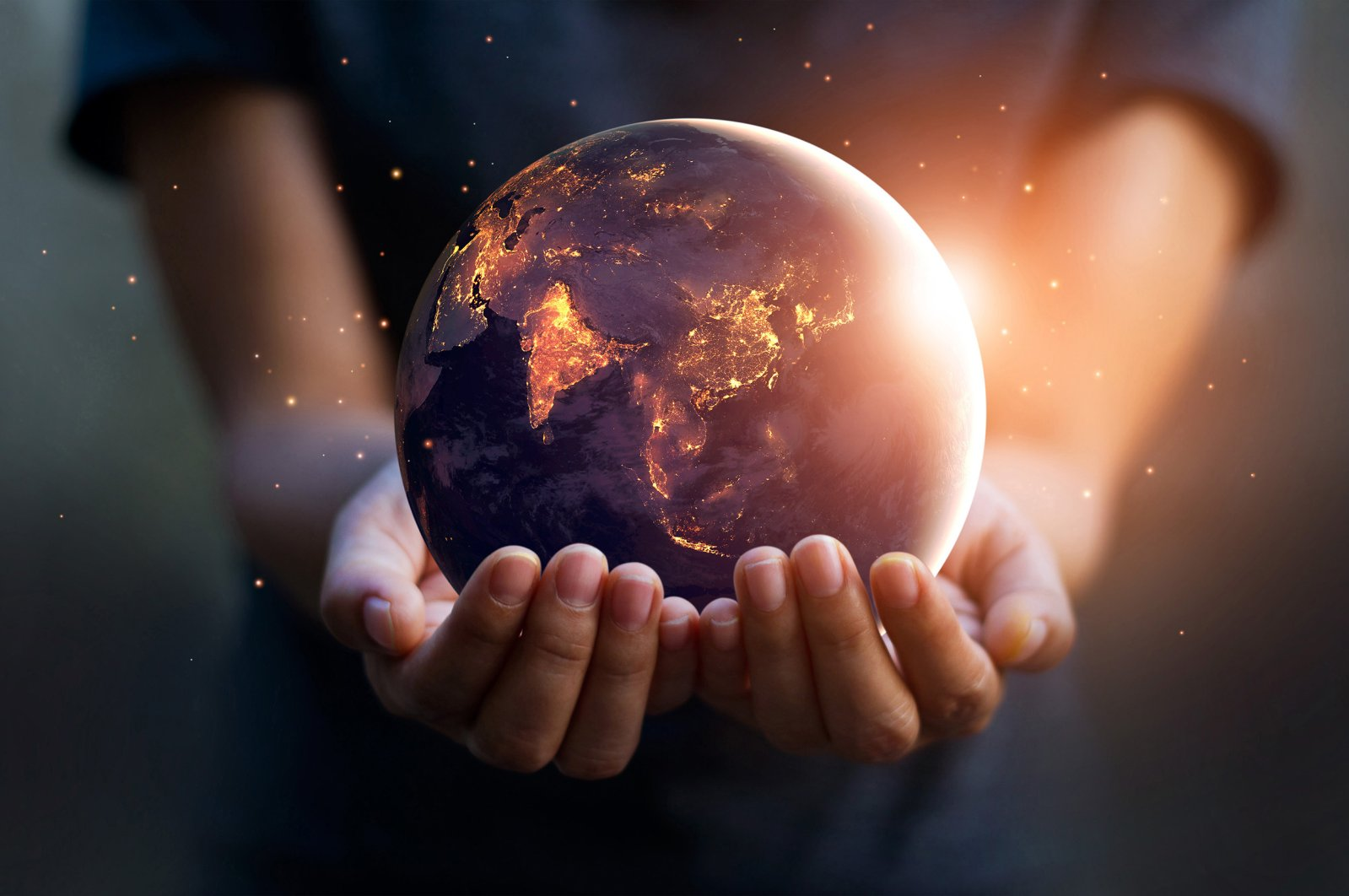 Earth Day is marking its 50th year amid coronavirus lockdowns and surprising environmental healing. (Shutterstock Photo)