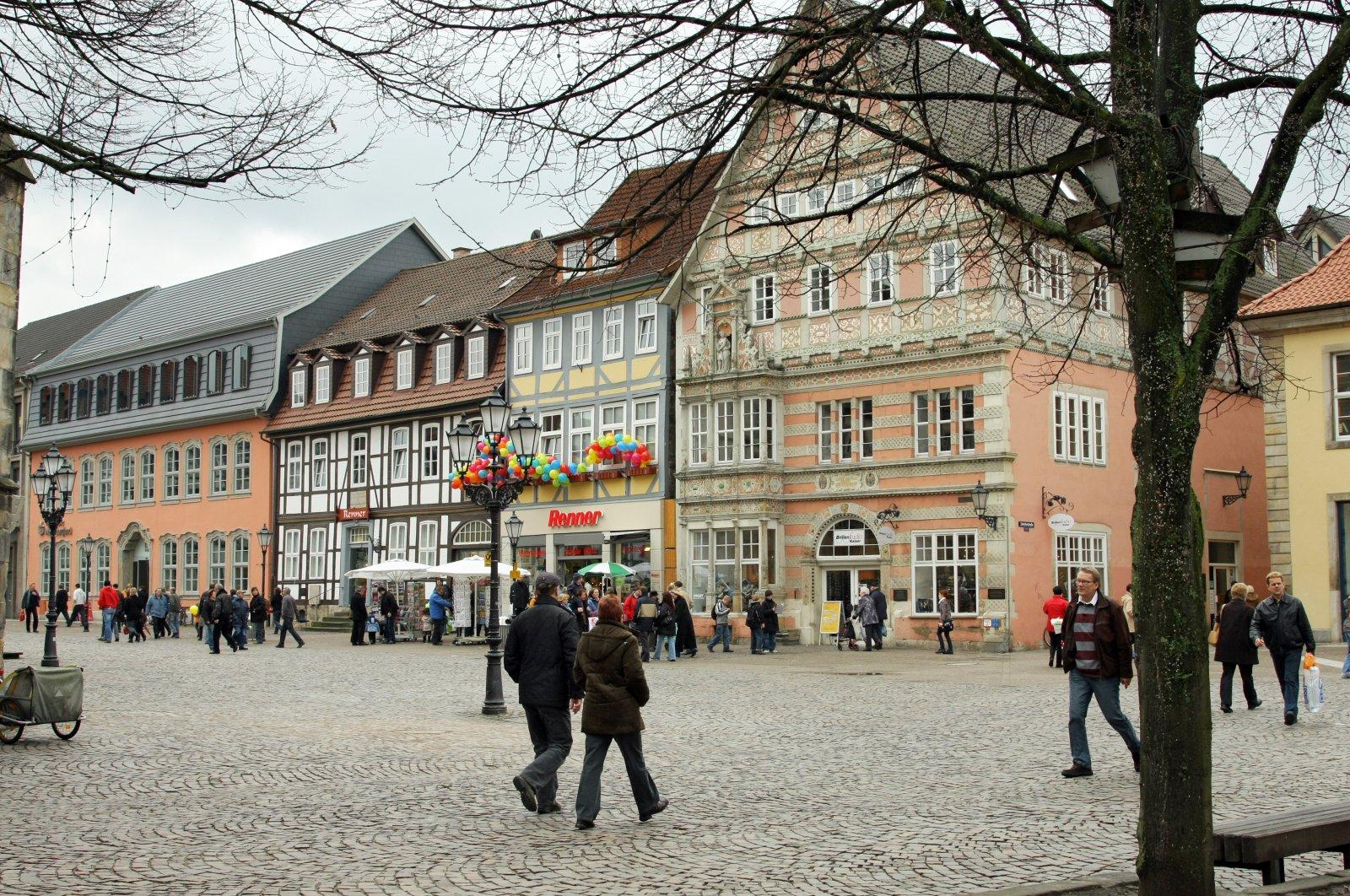 The city of Hamelin, Germany (Shutterstock Photo)