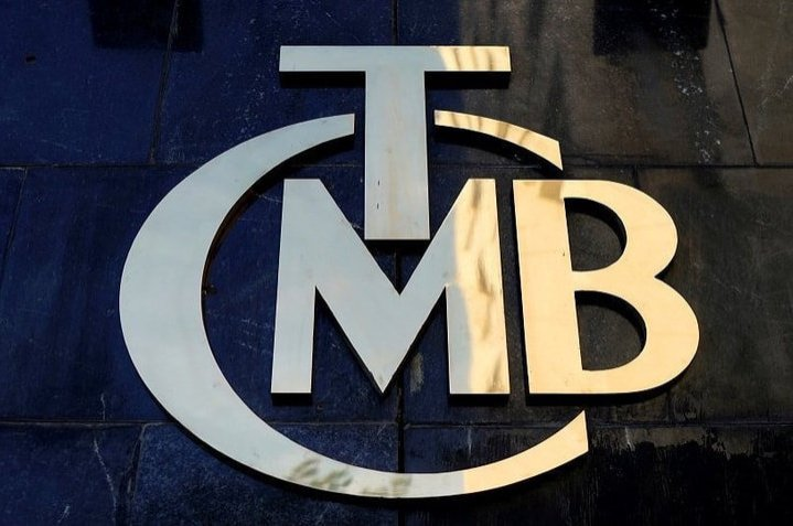 The logo of the Central Bank of the Republic of Turkey.