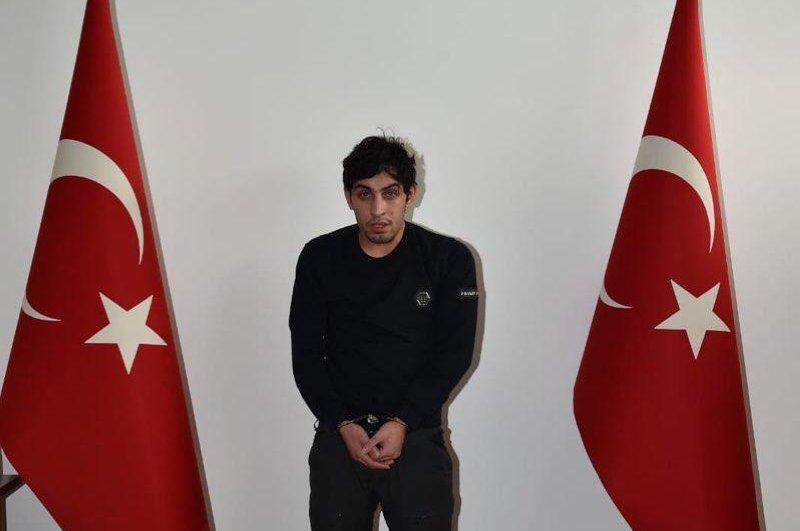 Terrorist Resul Özdemir (AA Photo)