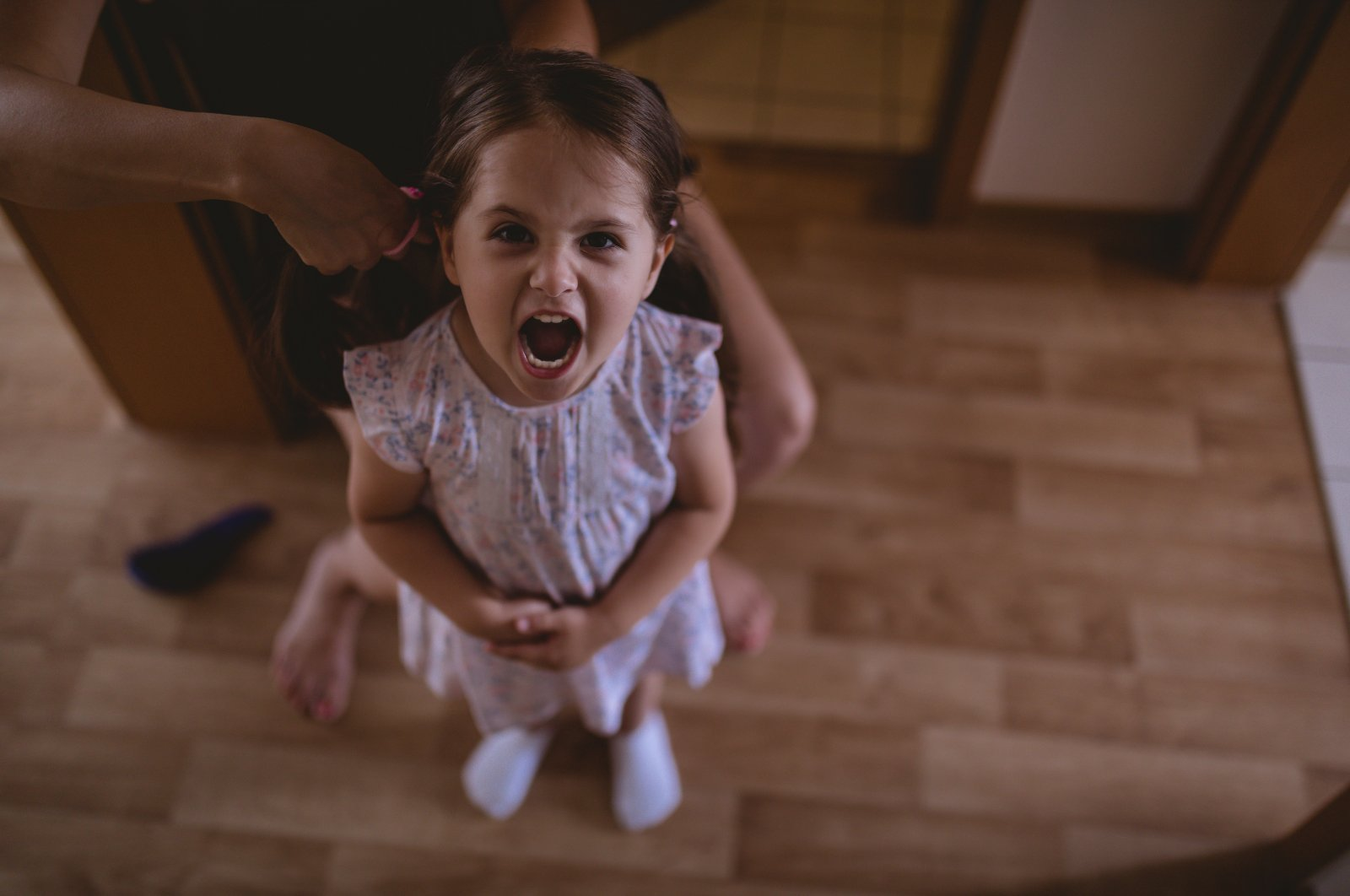 If your child is showing signs of aggression or changes in eating or sleeping habits, it may be time to consult an expert. (iStock Photo)