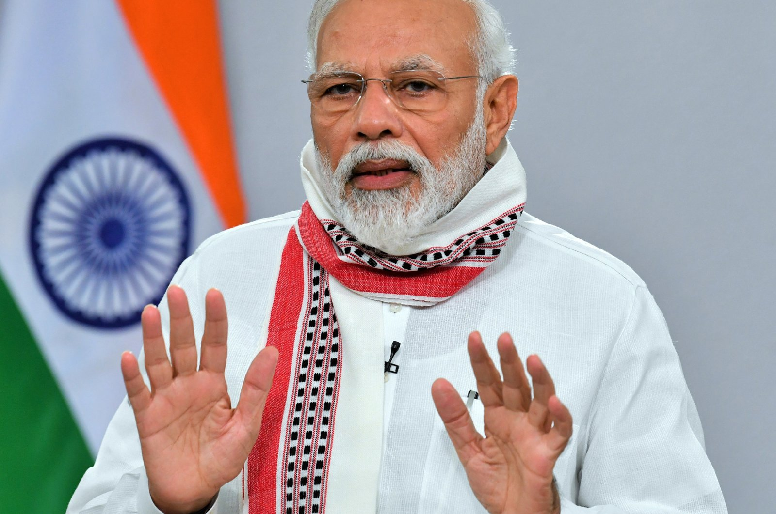 Modi's Hindu nationalists have been widely denounced for fueling anti-Muslim sentiment across the country. New Delhi, India, March 14, 2020, New Delhi, India (AA Photo)