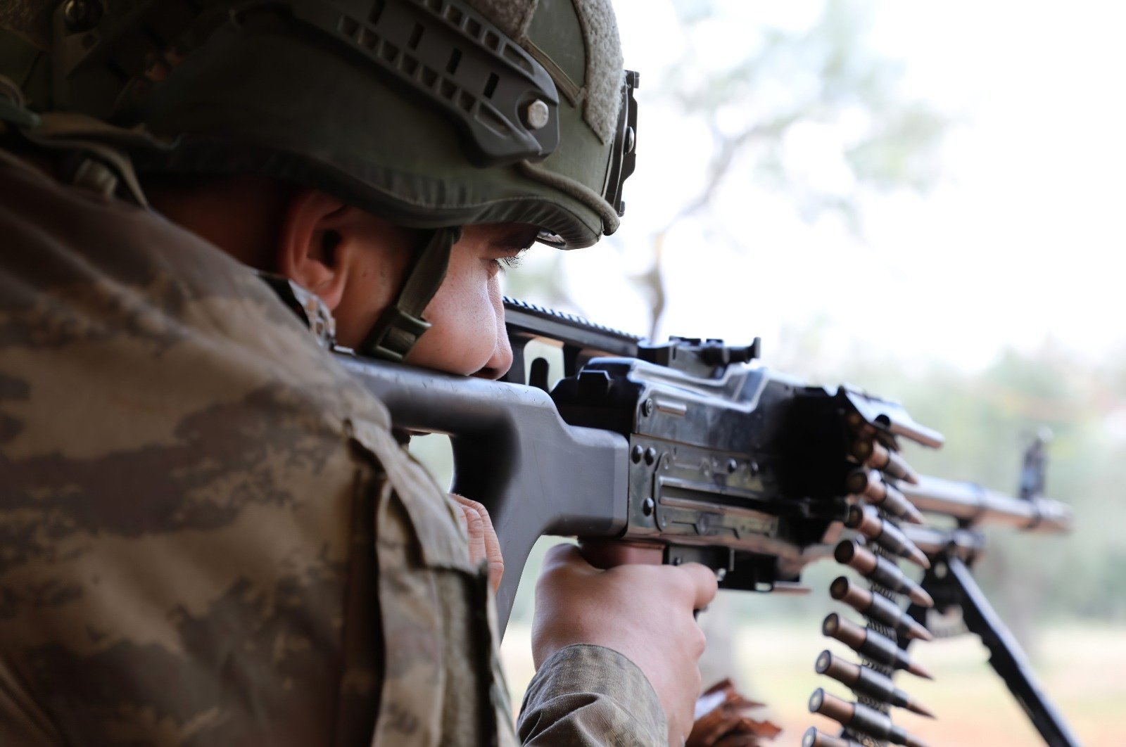 Military operations, including Operation Claw in northern Iraq and Operation Kıran in Turkey, continue to eliminate the presence of PKK terrorists threatening national security within the country and near its borders.