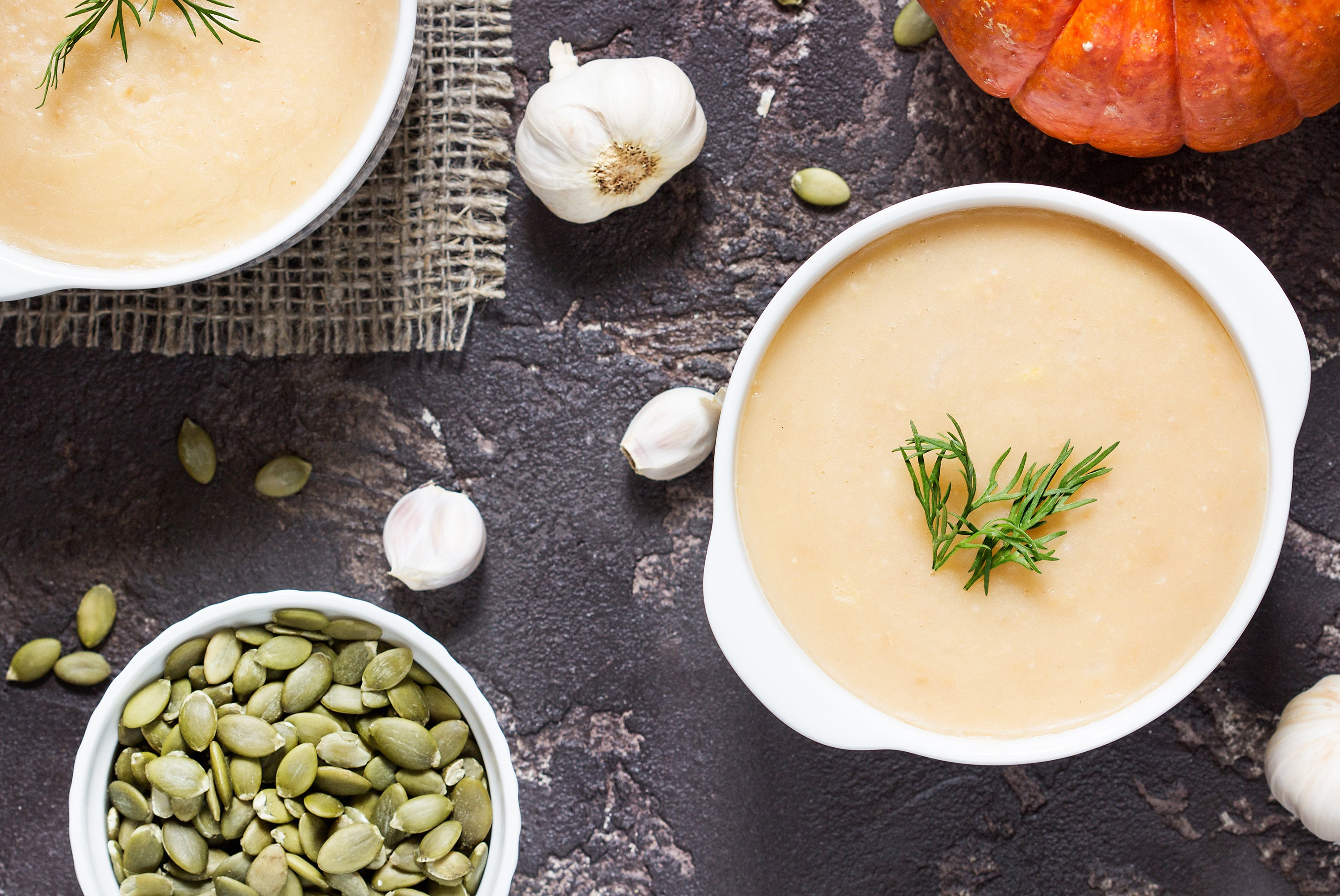 This traditional creamy soup is worthy of sultans. (Shutterstock Photo)