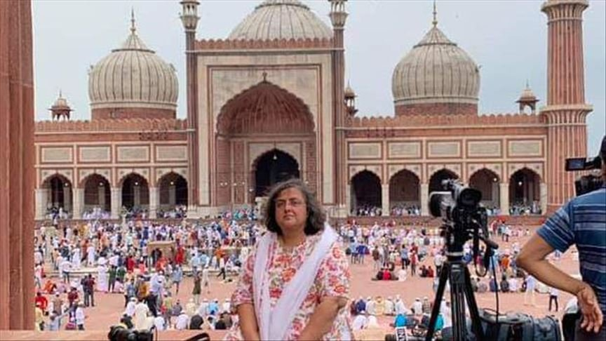 Jayshree Shukla says by fasting she hopes to gain a better understanding and promote empathy. (AA Photo)