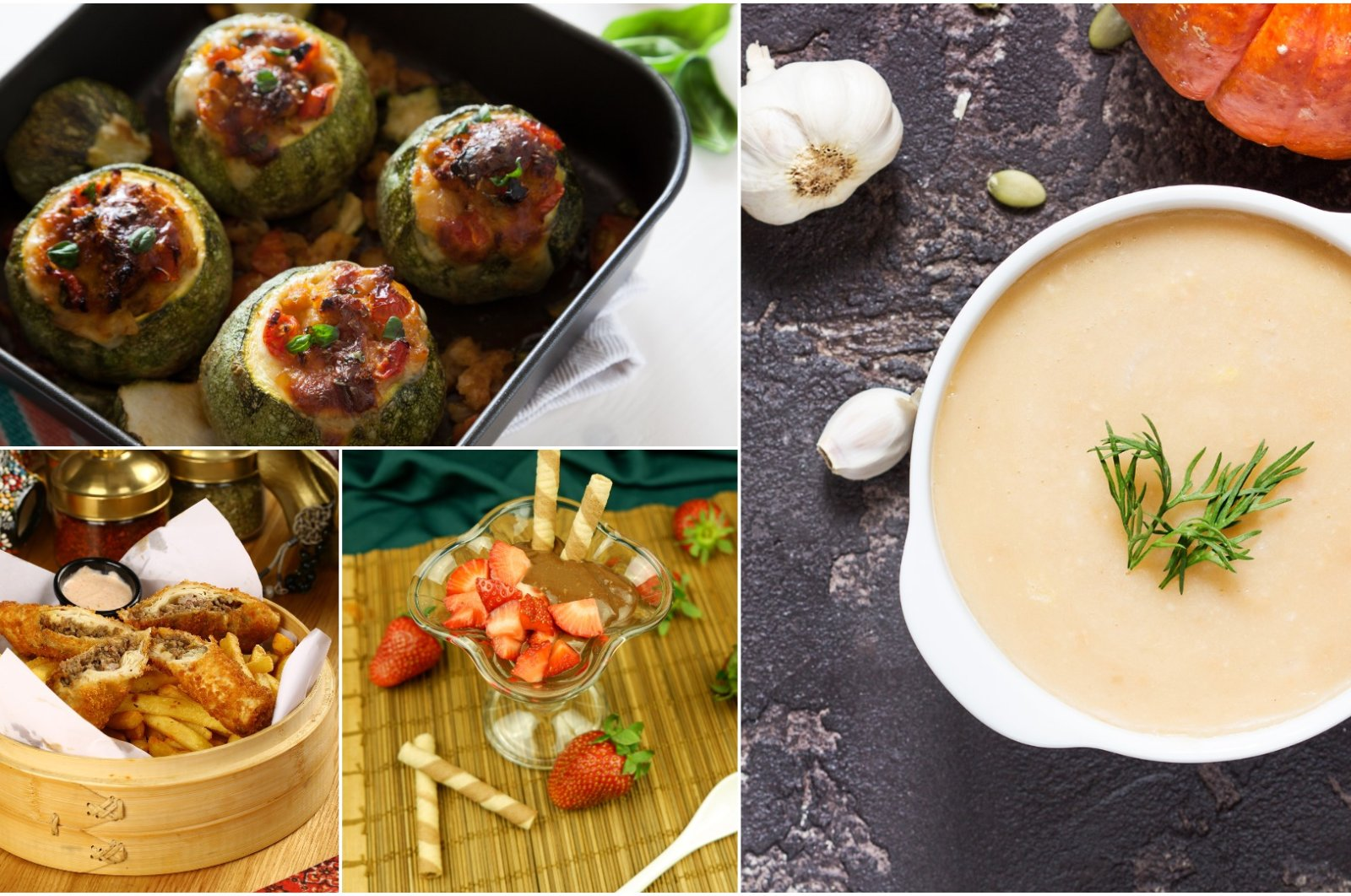 If you're looking to break your fast with some delicious lip-smacking dishes, here's a full menu.