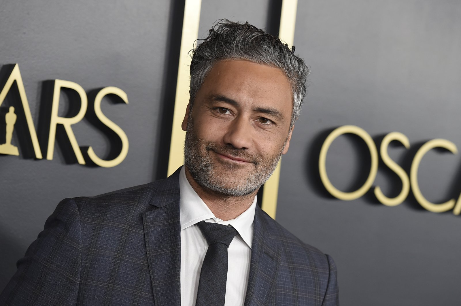 Taika Waititi at the 92nd Academy Awards Nominees Luncheon in Los Angeles, Jan. 27, 2020. (AP Photo)