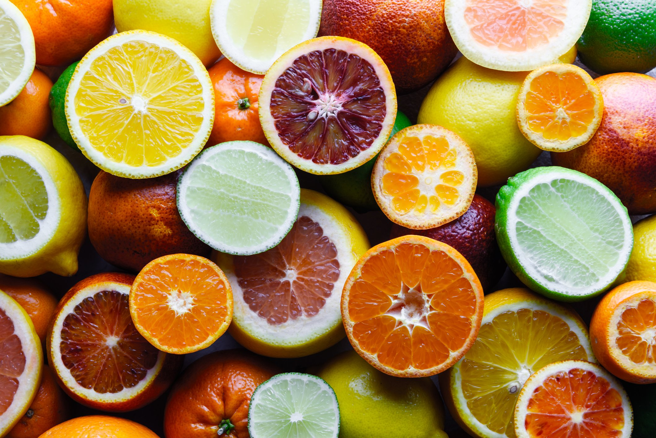 Instead of popping pills, try to get vitamin C from your fruits and vegetables. (iStock Photo)