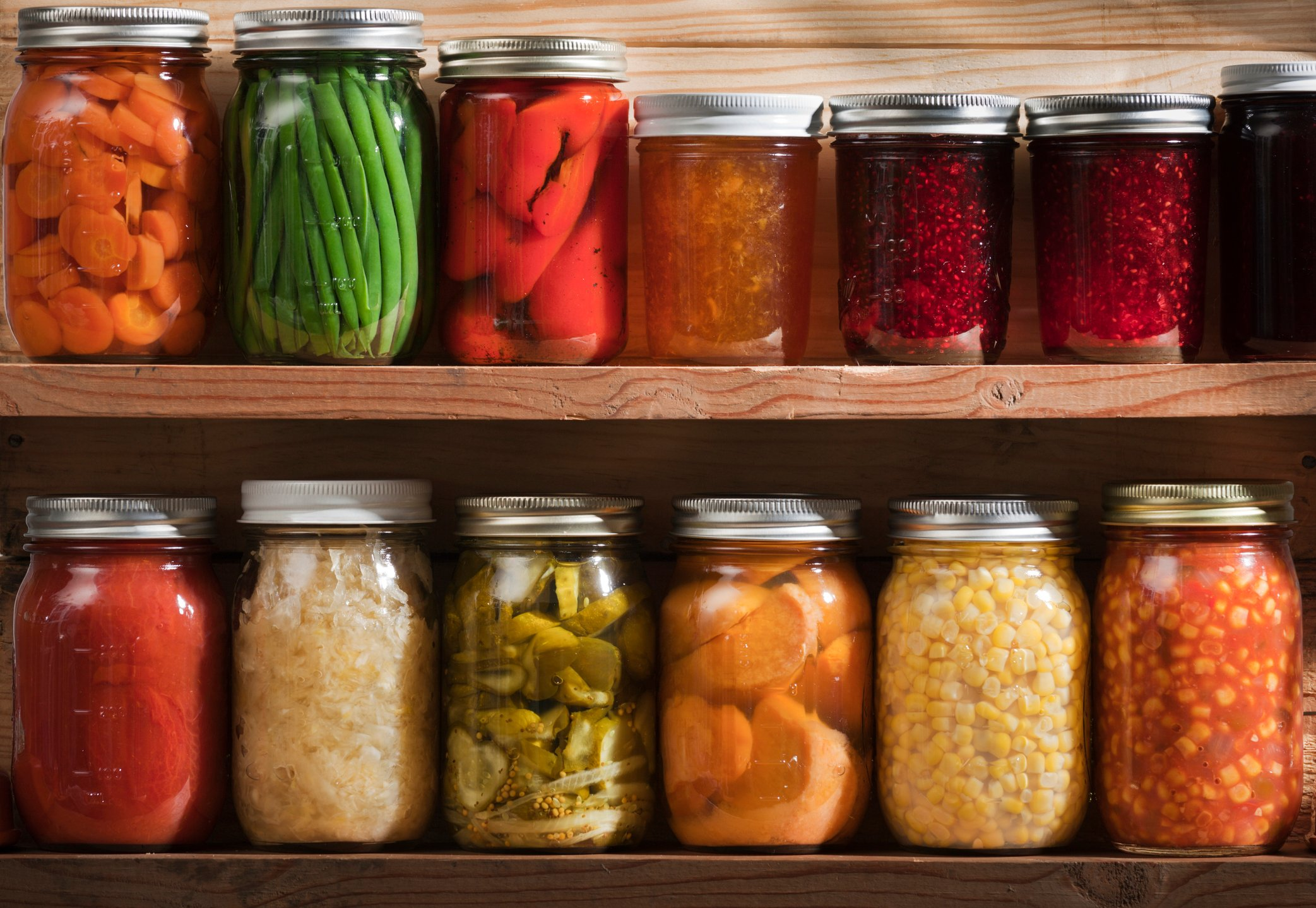 Pickles are rich in probiotics, but they can be troublesome for the stomach with their high acidity and salt content. (iStock Photo)