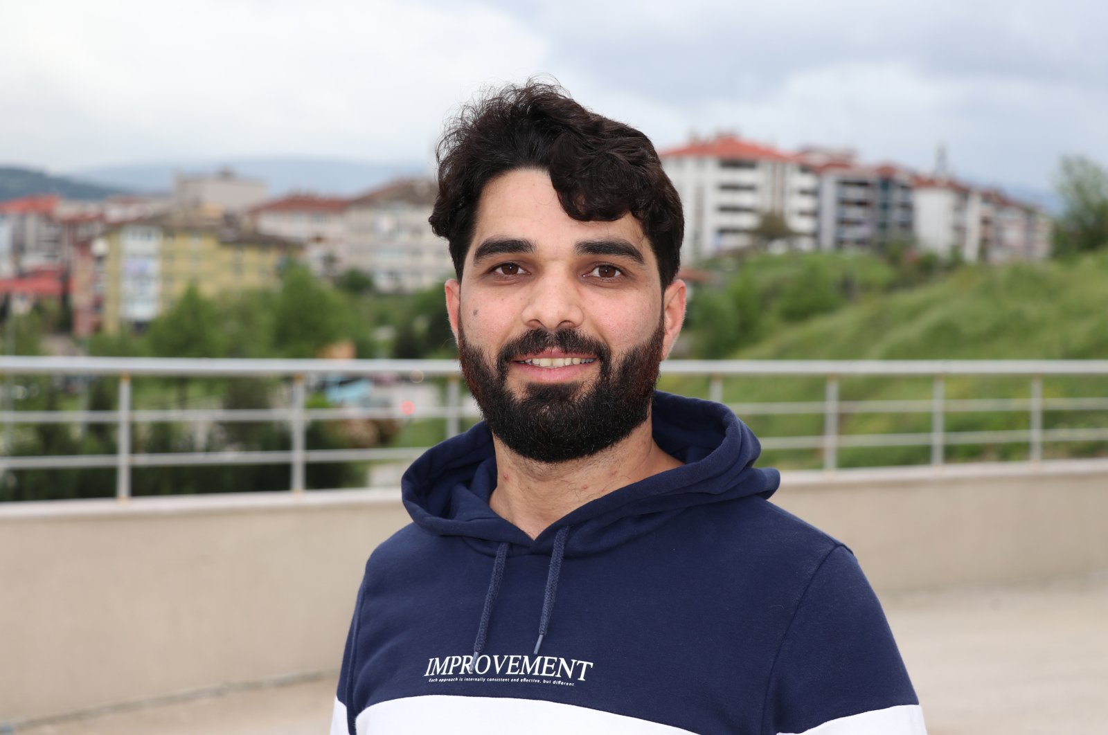 Muhammed Alismail. (AA)
