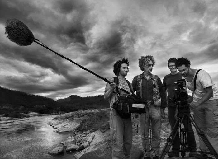 A still from 'The Salt of the Earth' by Wim Wenders and Juliano Ribeiro Salgado. (Photo courtesy of Wim-Wenders.com)