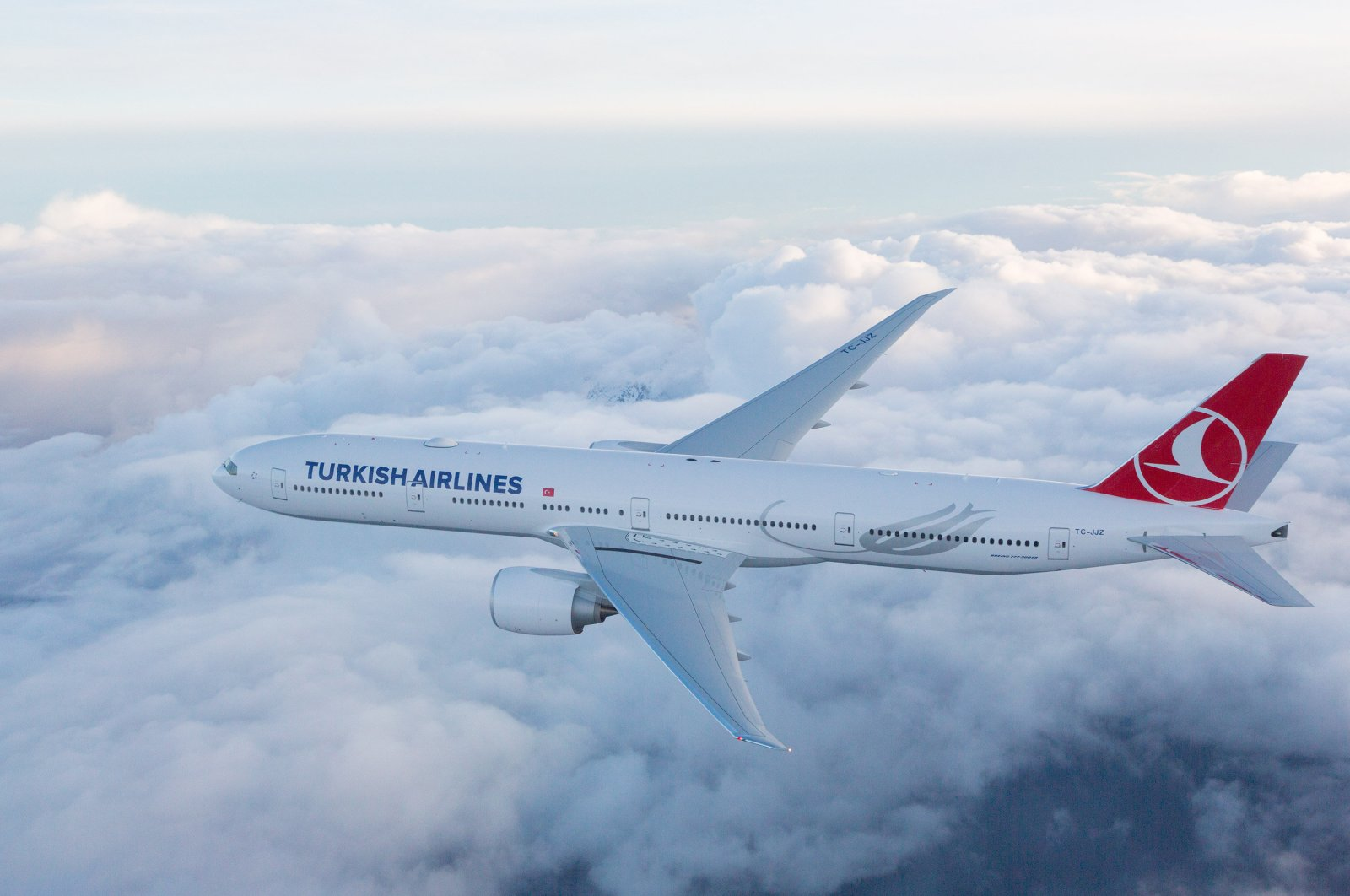 Turkish Airlines has drafted a plan for resuming flights after a halt caused by coronavirus restrictions. (DHA Photo)