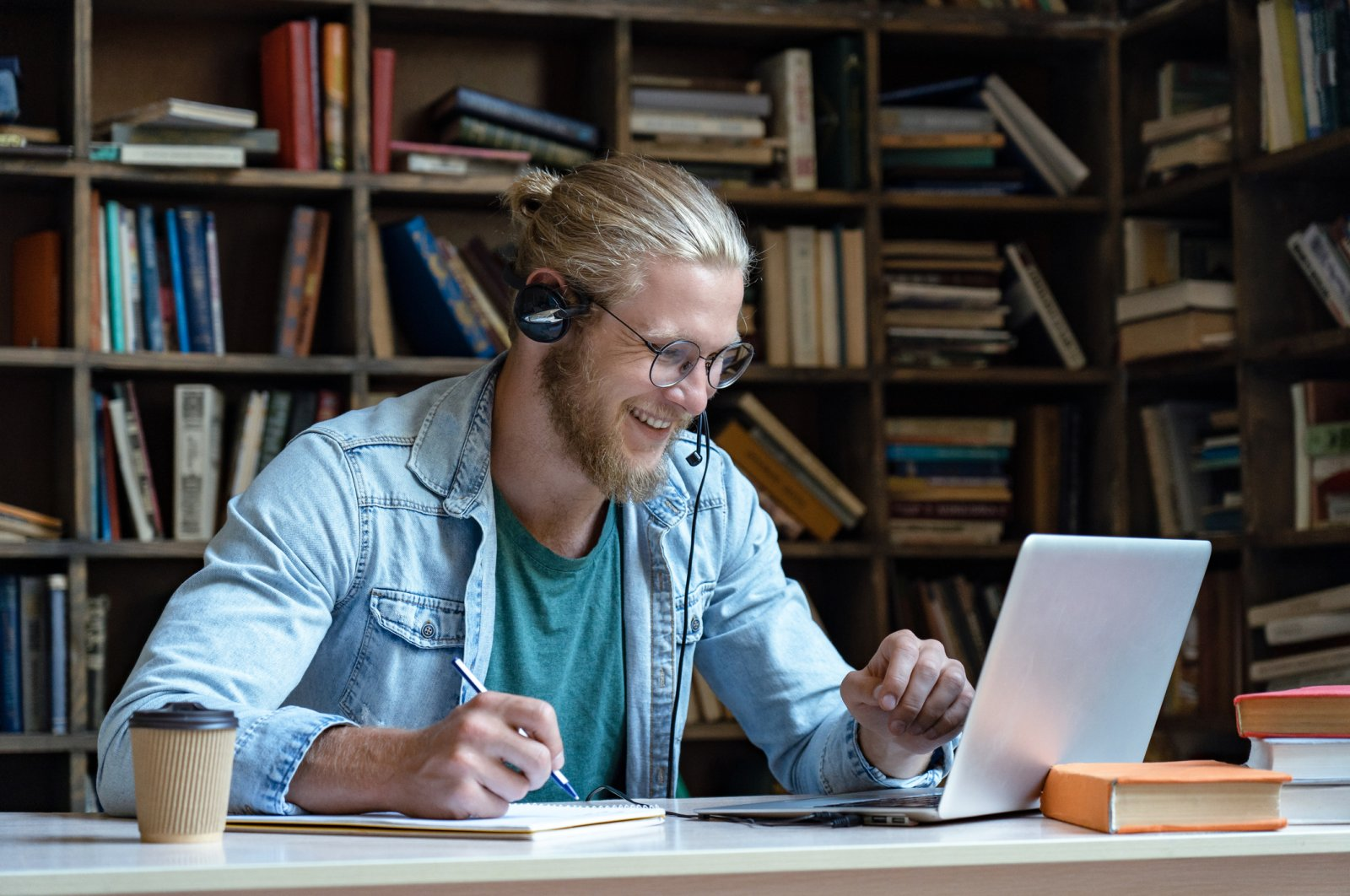 Make use of all those online language learning courses you signed up for while under lockdown. (iStock Photo)