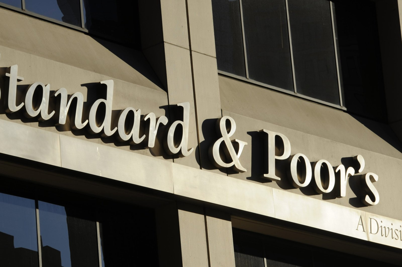 The Standard & Poor's Corp. sign is displayed outside of their headquarters in New York City, New York, U.S. (AP Photo)