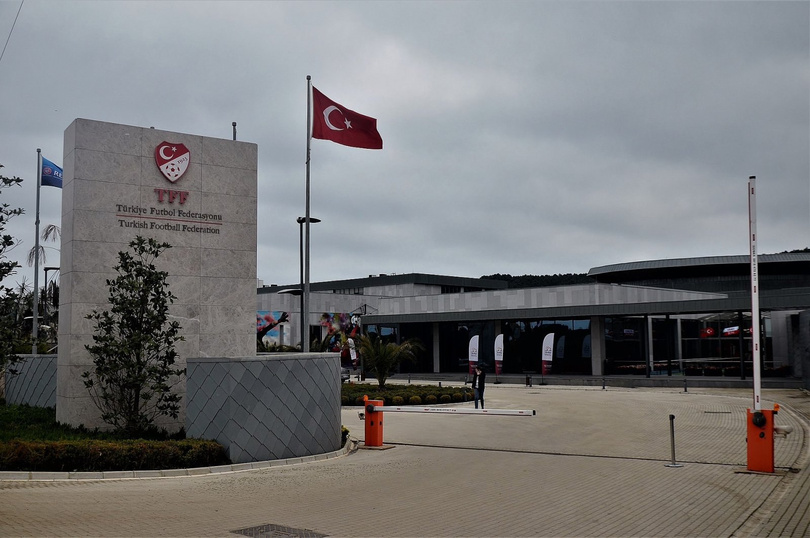 Turkish Football Federation Facility in Istanbul, Turkey. (Wikipedia Photo)